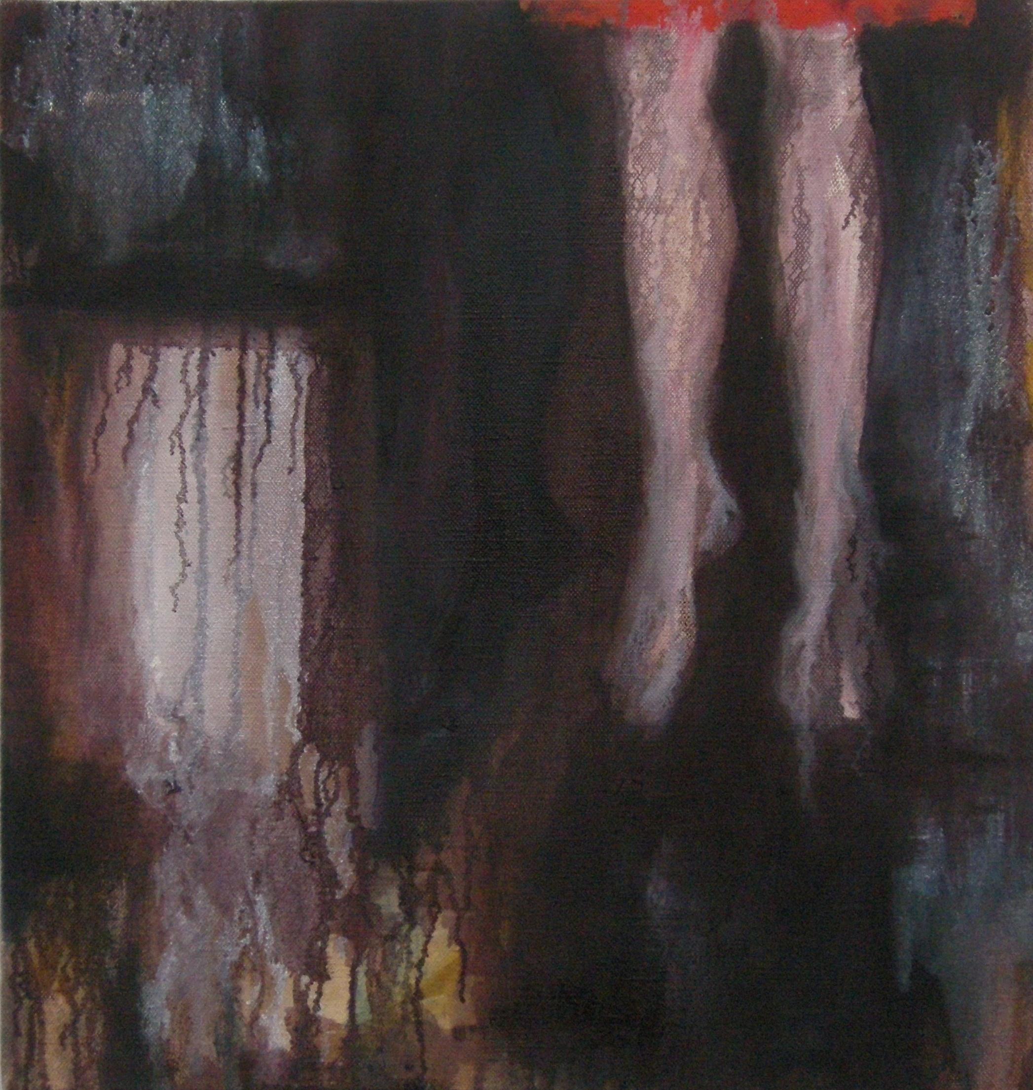 Jalat / 2009 / oil on canvas