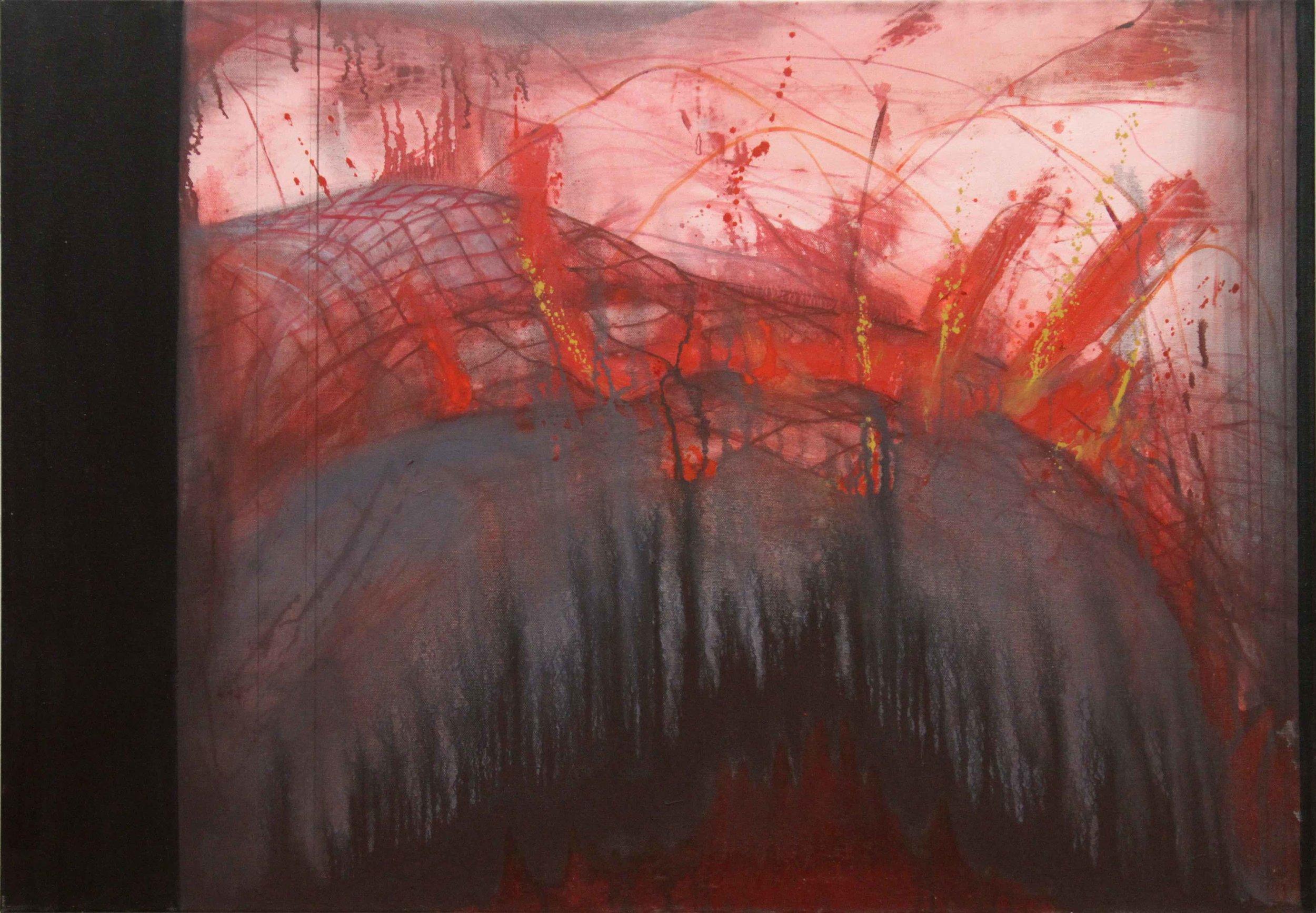 Pressure / 2011 / oil on canvas