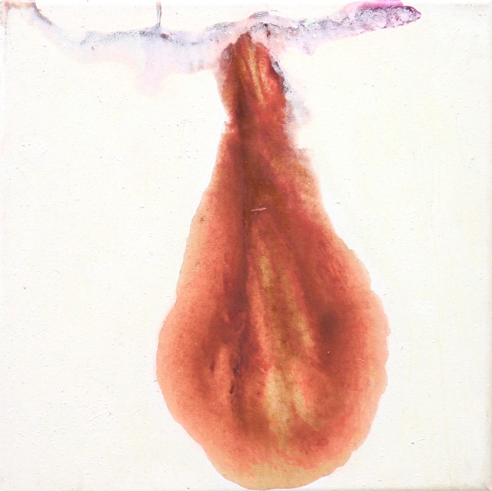 Fine Lines / 2012 / oil on canvas / 15.75 x 15.75 inches / 40 x 40 cm