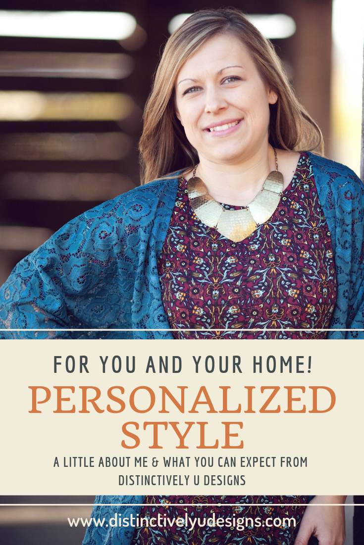 Personalized styling, in person, virtual styling, interior design.