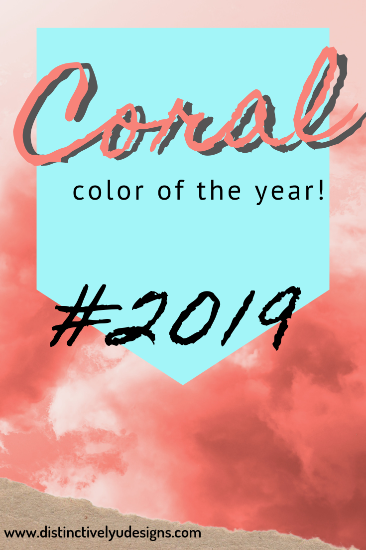 Coral, the color of the year! How to wear coral. how to decorate with color. #coral #howtowear #coloroftheyear Personalized styling, in person, virtual styling, interior design.