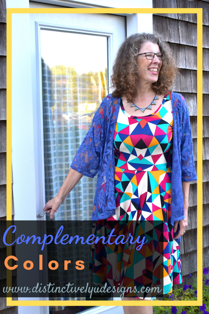 I love schedules and structure but get bored easily with routine. Sounds crazy, but it took me a while to understand my last statement myself #Complementarycolor #womensfashion #style Personalized styling, in person, virtual styling, interior design.