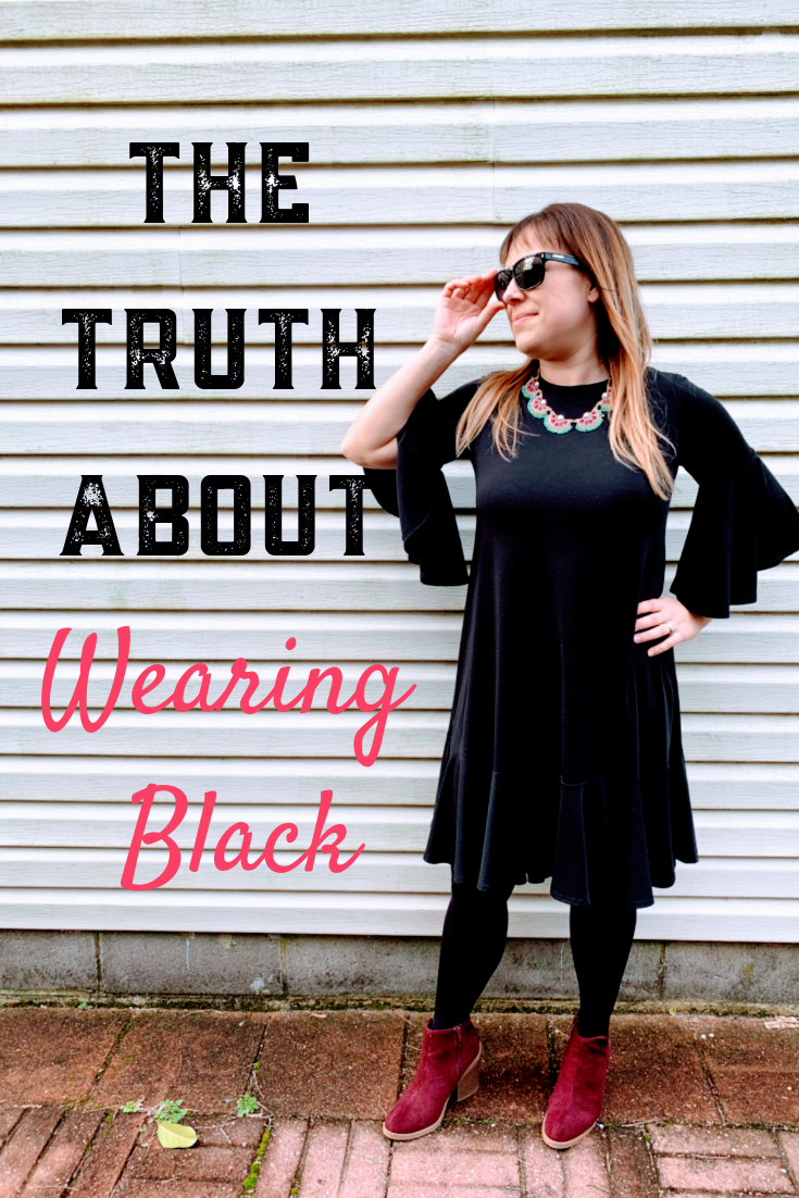 Have you ever wondered how to successfully wear black and have the look you want when you do? Wearing black effectively can be a challenge! #whattowear #black #howtowear Personalized styling, in person, virtual styling, interior design.