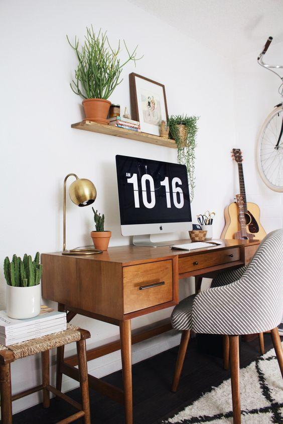Modern Desk + Chair