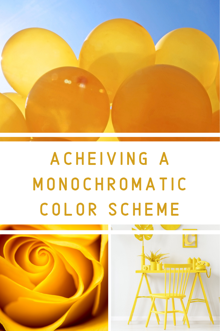Acheiving a monocromatic color scheme in fashion and decor. Distinctevely U designs your one stop for all things fashion and design! Check out my personalized styling sessions today. #fashion #style #design