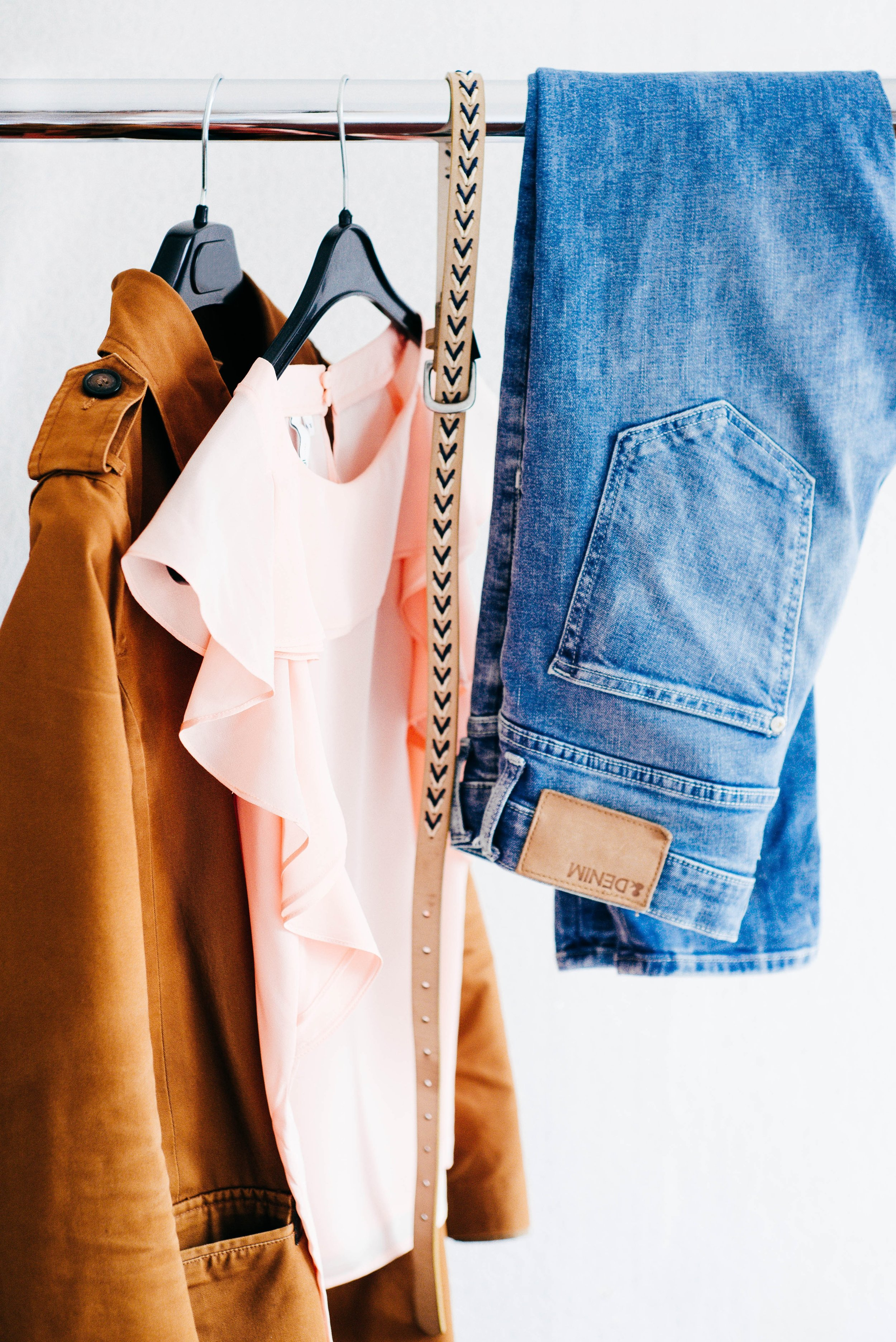 Determine your needs - Need a refresh on closet staples or guidance on closet staples that suit your lifestyle? Looking to add trendier items to your closet? Want to breakout from wearing things the same way? Once we determine your goal(s) we can create a custom package to achieve your needs.