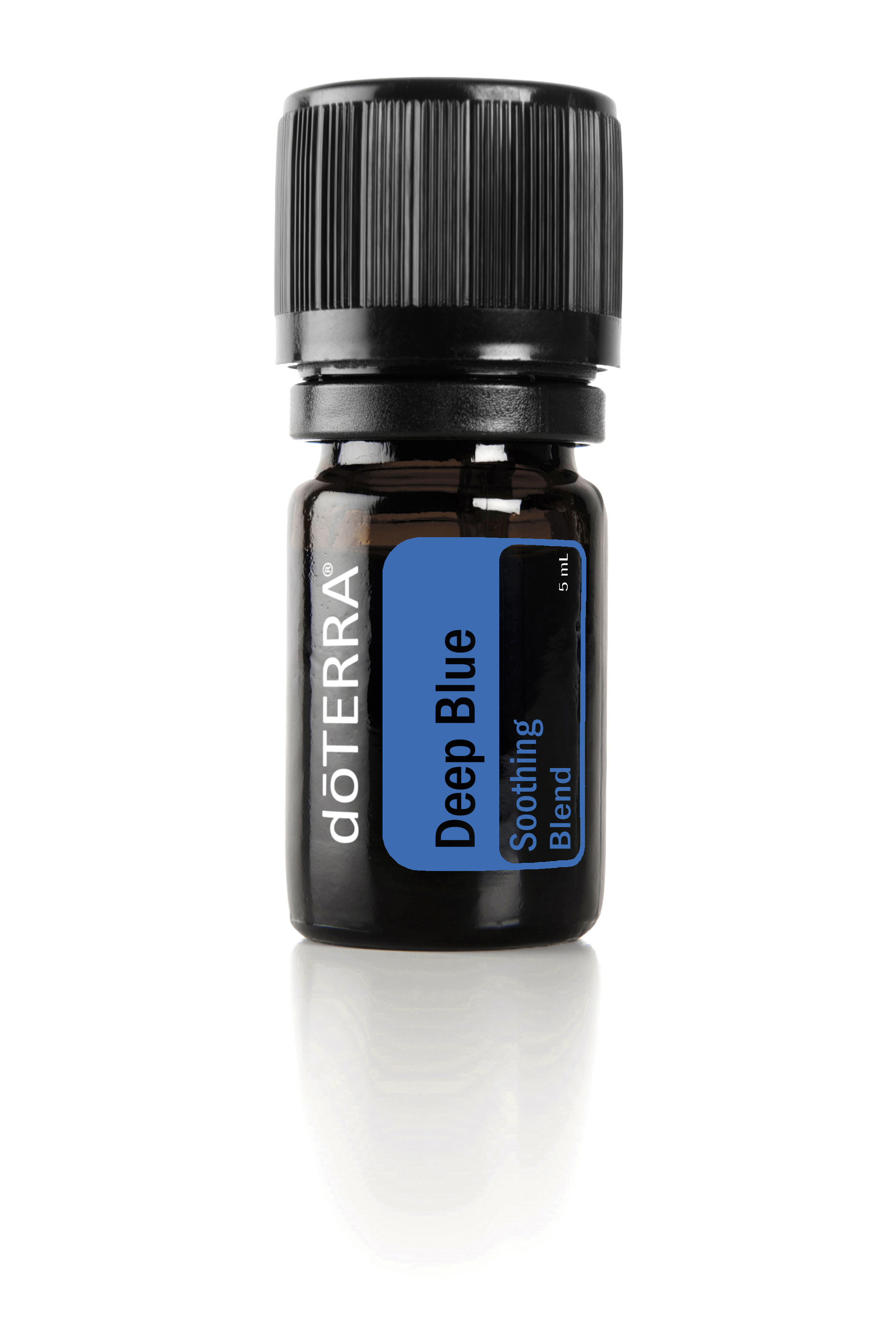 Deep Blue - Your Soothing Blend - The Soothing Essential Oil Blend is perfect for a soothing massage after a long day of work. It soothes and cools. After long hours on the computer, try rubbing Soothing Essential Oil Blend on your fingers, wrists, shoulders, and neck. A few drops of Soothing Blend diluted in fractionated coconut oil can be part of a cooling and comforting massage.Two Primary benefits of Soothing Essential Oil Blend 1. Soothes occasional sore muscles and joints2. Supports healthy circulationUses for Soothing Essential Oil Blend 1. Apply on feet and knees before and after exercise. 2. Massage Soothing Essential Oil Blend with a few drops of carrier oil onto growing kids' legs before bedtime. 3. Rub Soothing Essential Oil Blend on lower back muscles after a day of heavy lifting at work or during a move. 4. Soothing Essential Oil Blend works effectively to reduce the soreness of muscles after long, intense periods of physical training. Rub on sore muscles. 5. The Soothing Essential Oil Blend gives wonderful soothing relief after physical therapy. 6. If you suffer from occasional head tension, try adding a few drops to your diffuser, or mixing a few drops with fractionated coconut oil and applying it topically to the back of the neck.