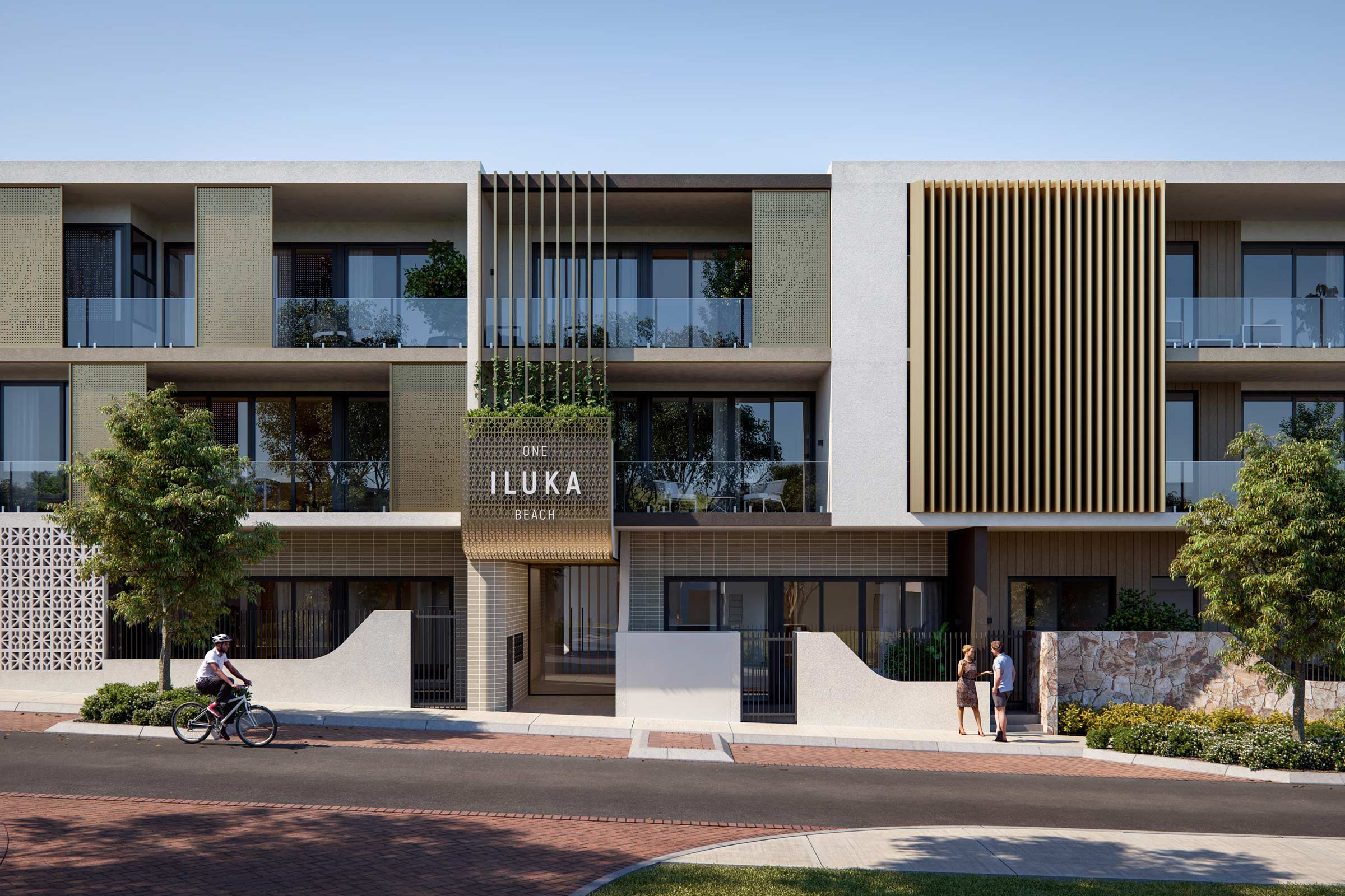One Iluka Beach Apartments