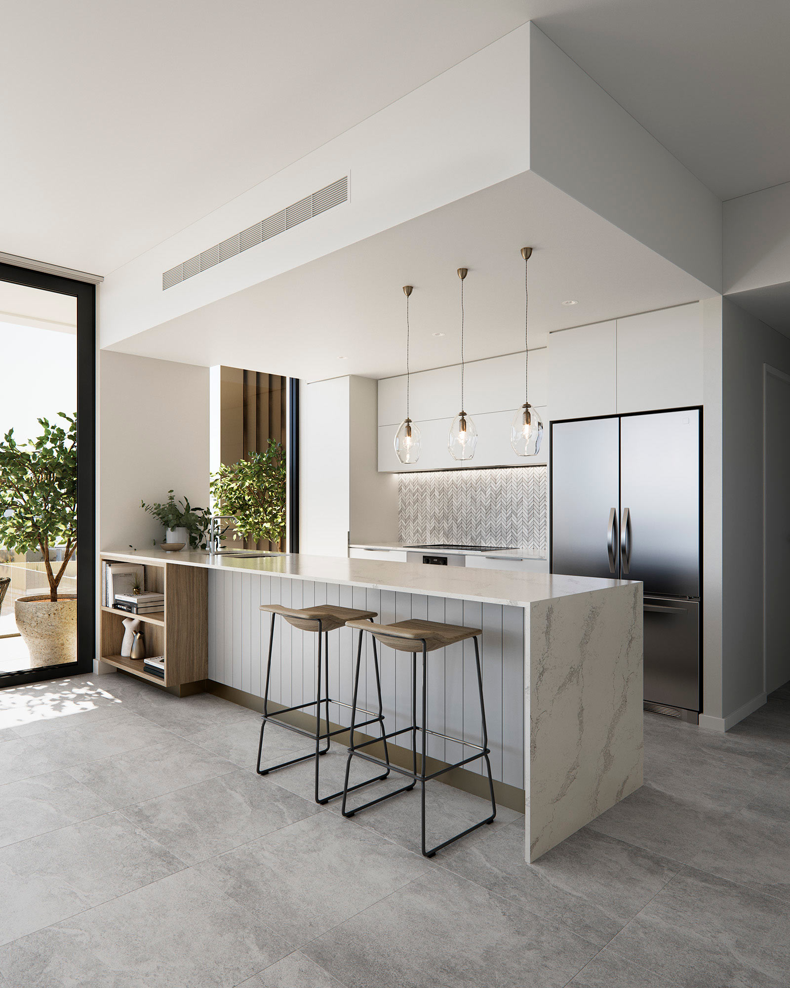 Iluka Apartment Kitchen