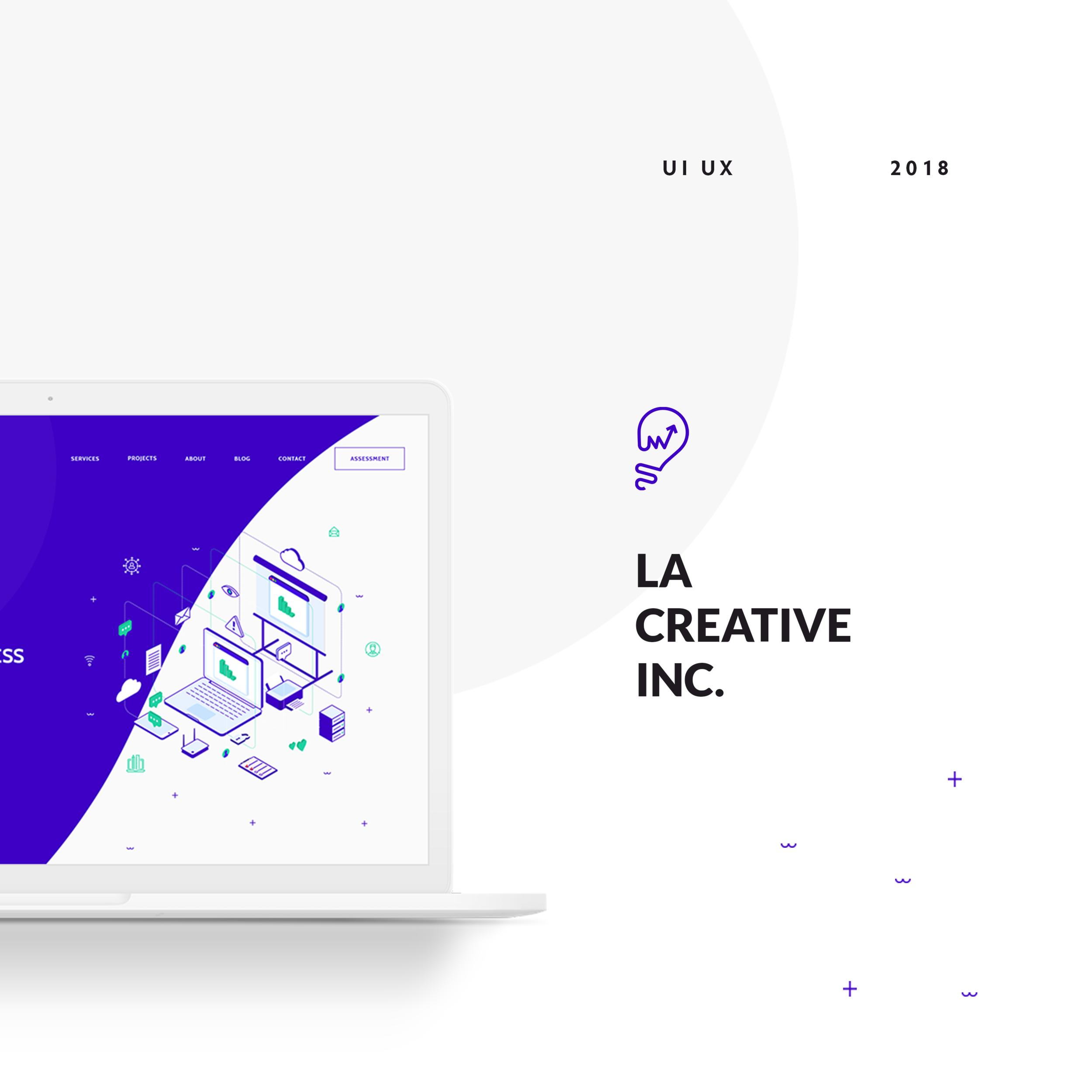 LA Creative Inc.