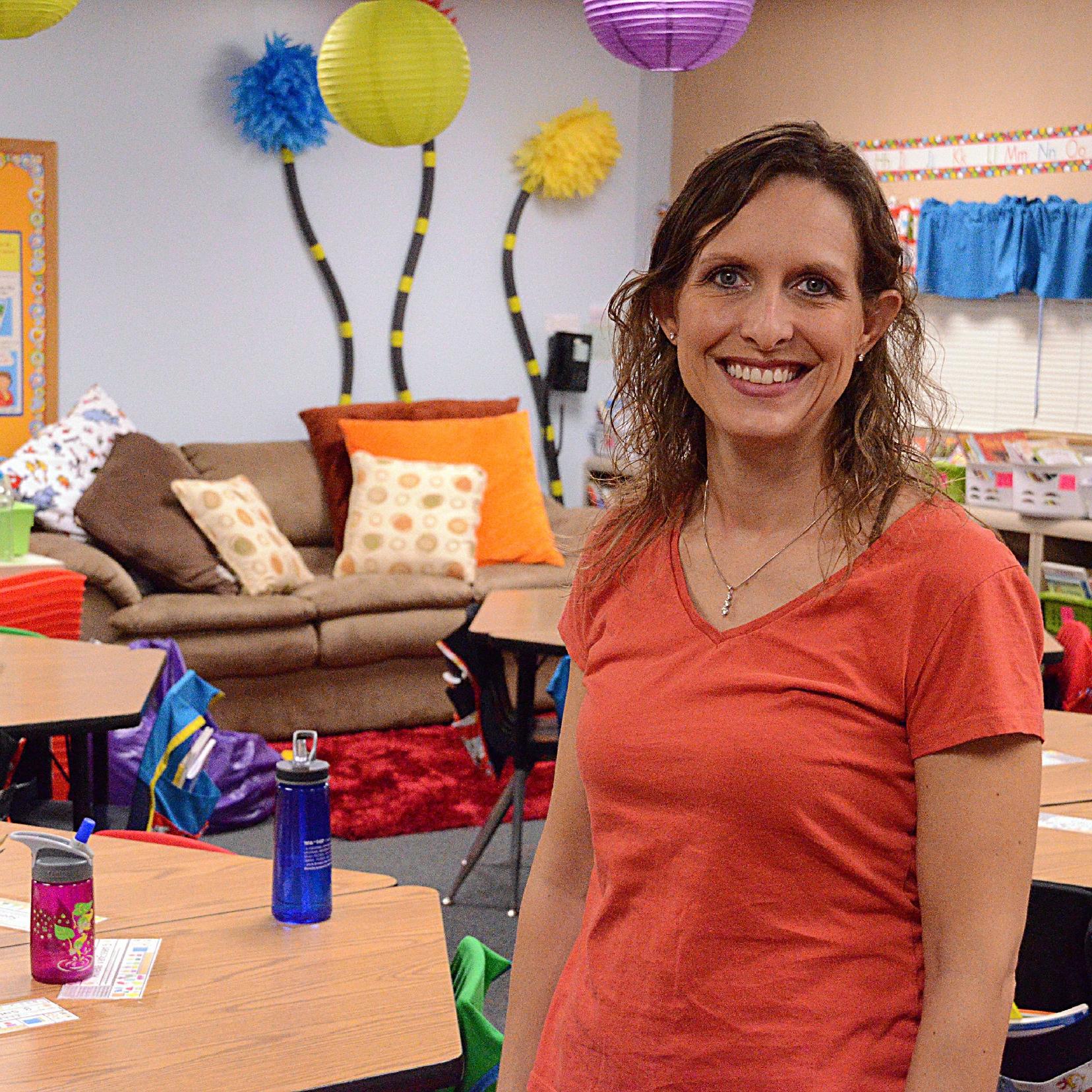 Tanya Rausis, 2nd Grade