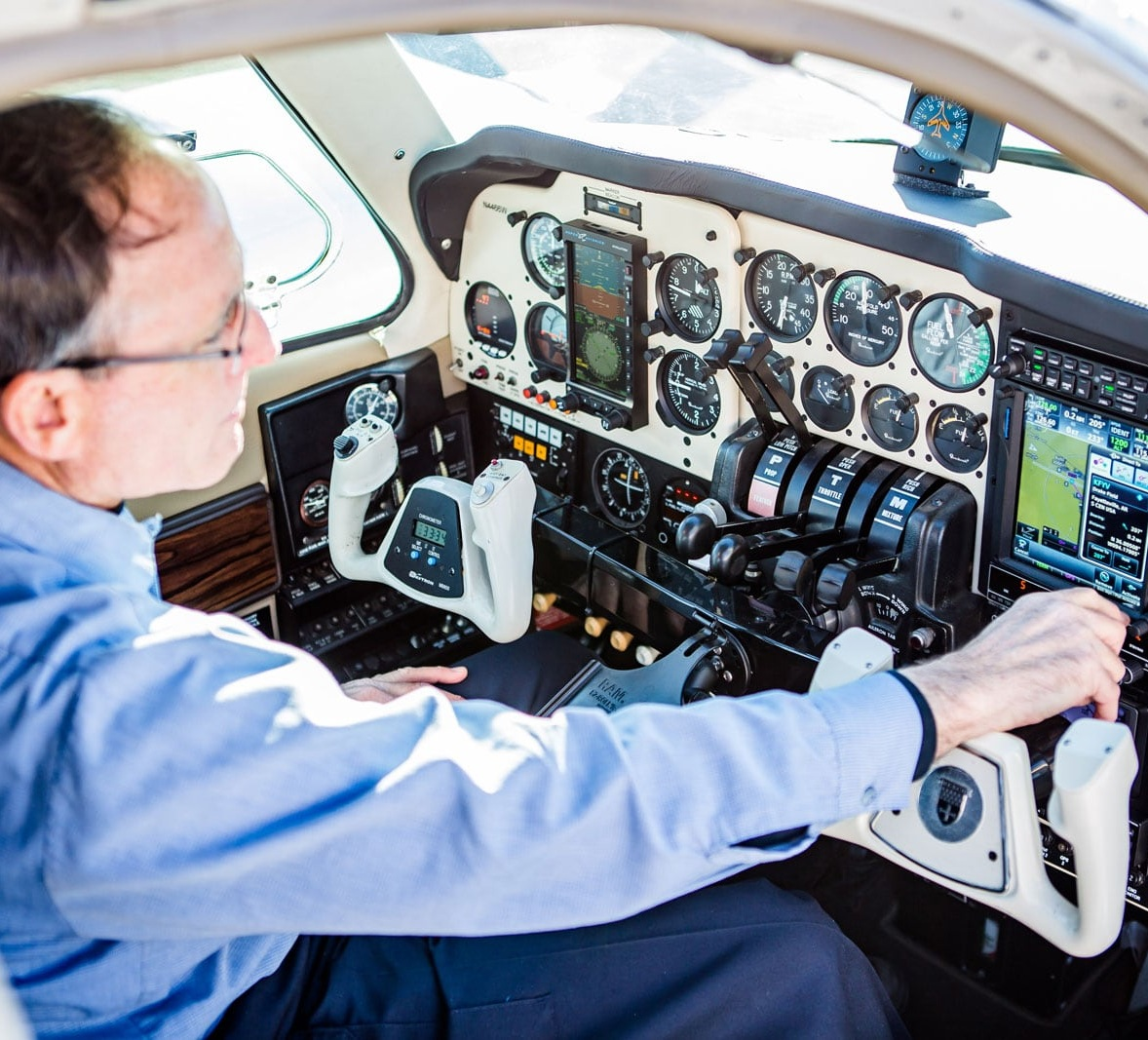 Wings Avionics - Award winning aircraft service shop, established in 1998.