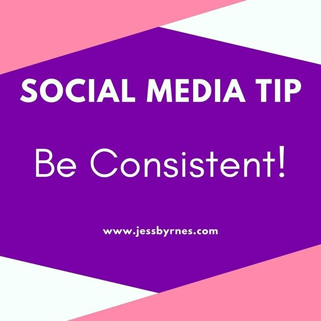 HOT TIP TO SOCIAL MEDIA SUCCESS   Be consistent.   It does sound simple but it is important to be consistent.   Show up regular.   Check out this great little booklet that can help you get ahead in your socials.  https://www.jessbyrnes.com/social-media-track-grow . . . . . . . .   #jessbyrnesau #onlinebusinessmanager #virtualassistant #digitalmarketing #socialmediamanager #socialmediaexpert #systems #womeninbusiness #bossbabe #ladyboss #helponline #outsource