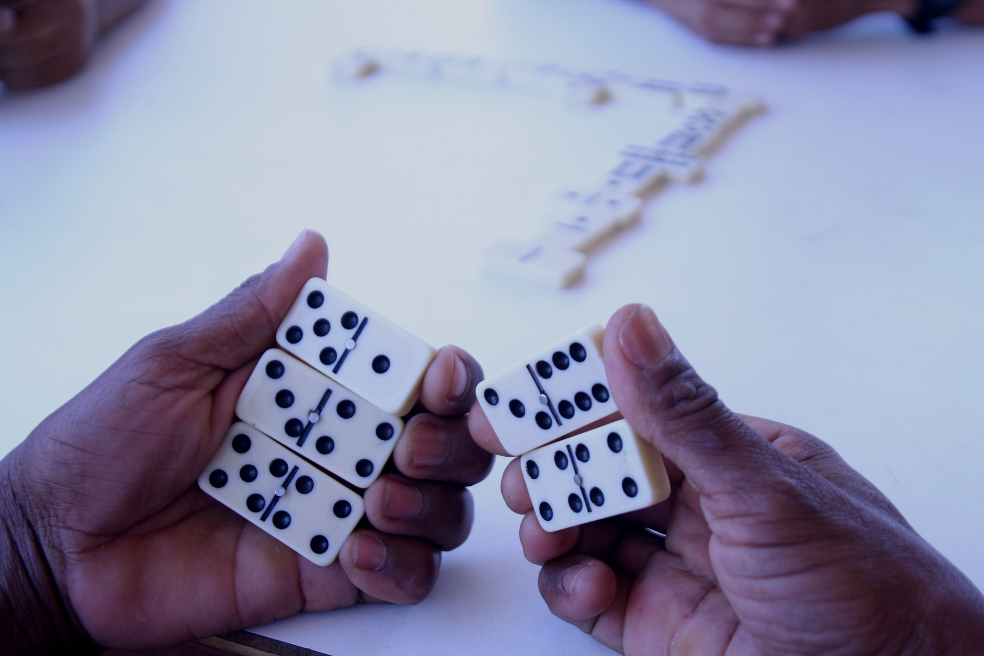 ORGANIZE A DOMINOES TOURNAMENT -