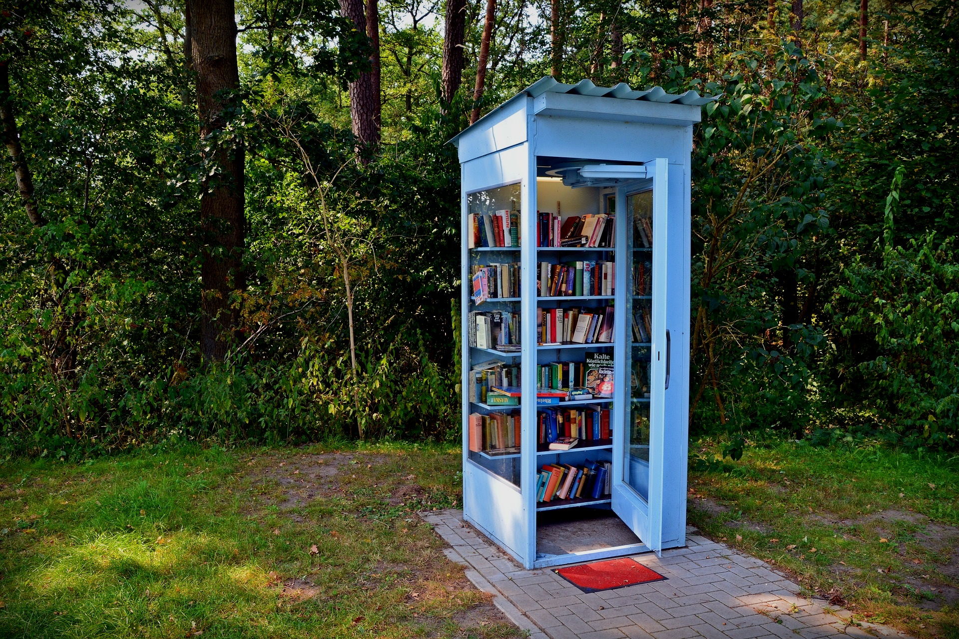 CREATE A BOOK EXCHANGE -