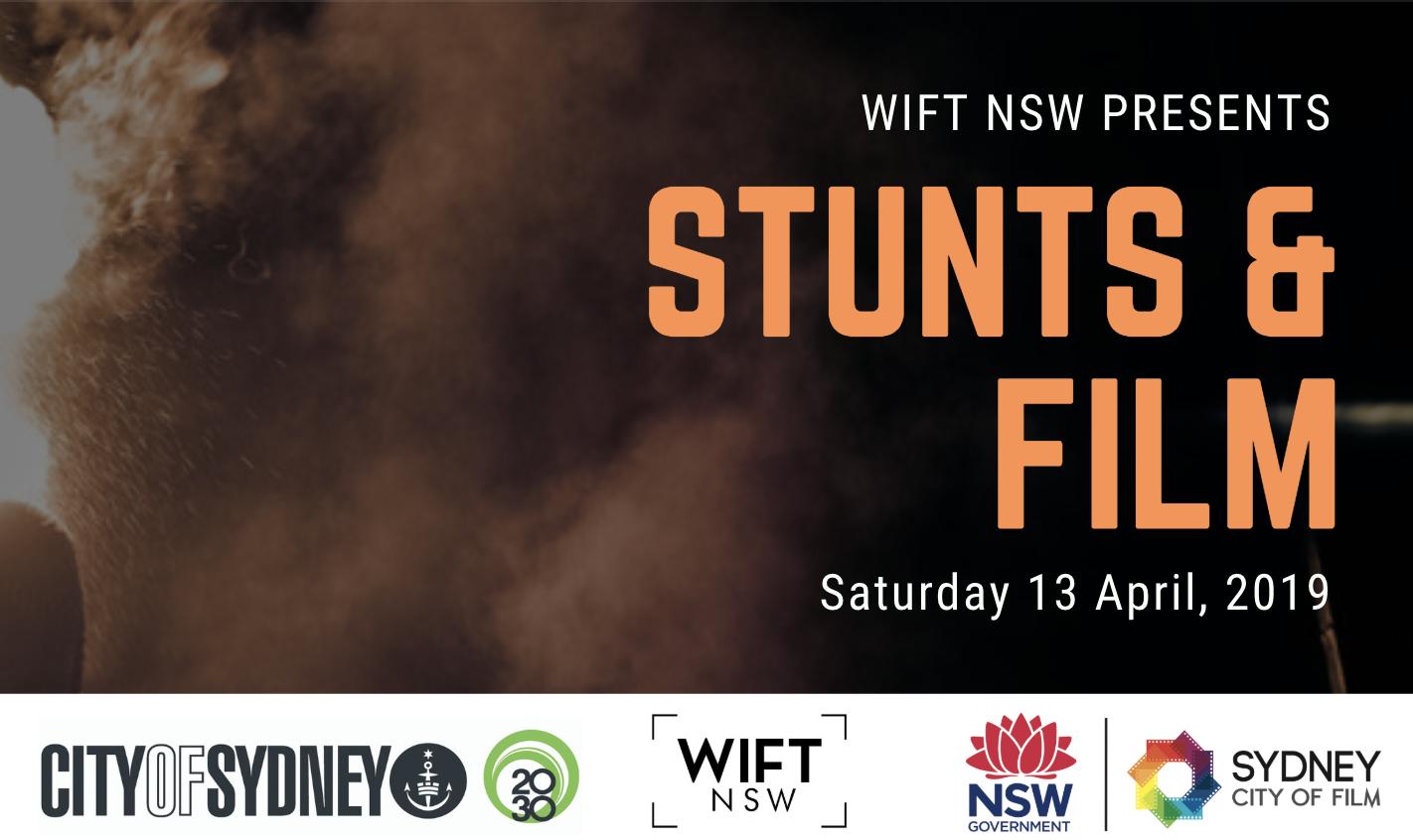 Stunt & Film Workshop - 4 April 2019