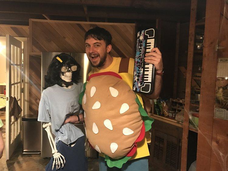 Bob's Burgers Halloween 2016