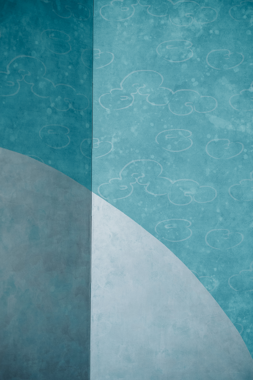 月光  水門  鏡