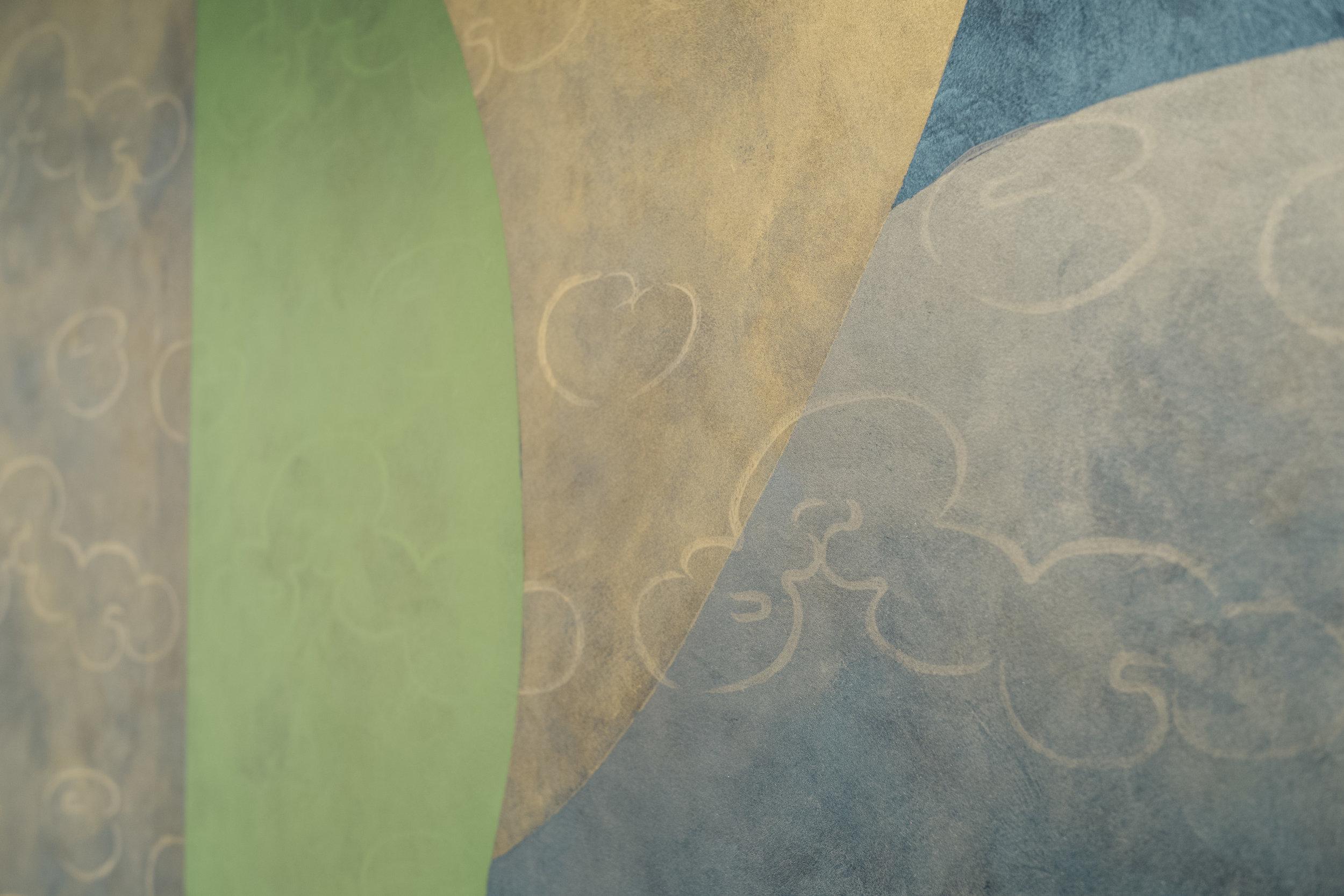 月  太陽  山  川  人型  琵琶湖