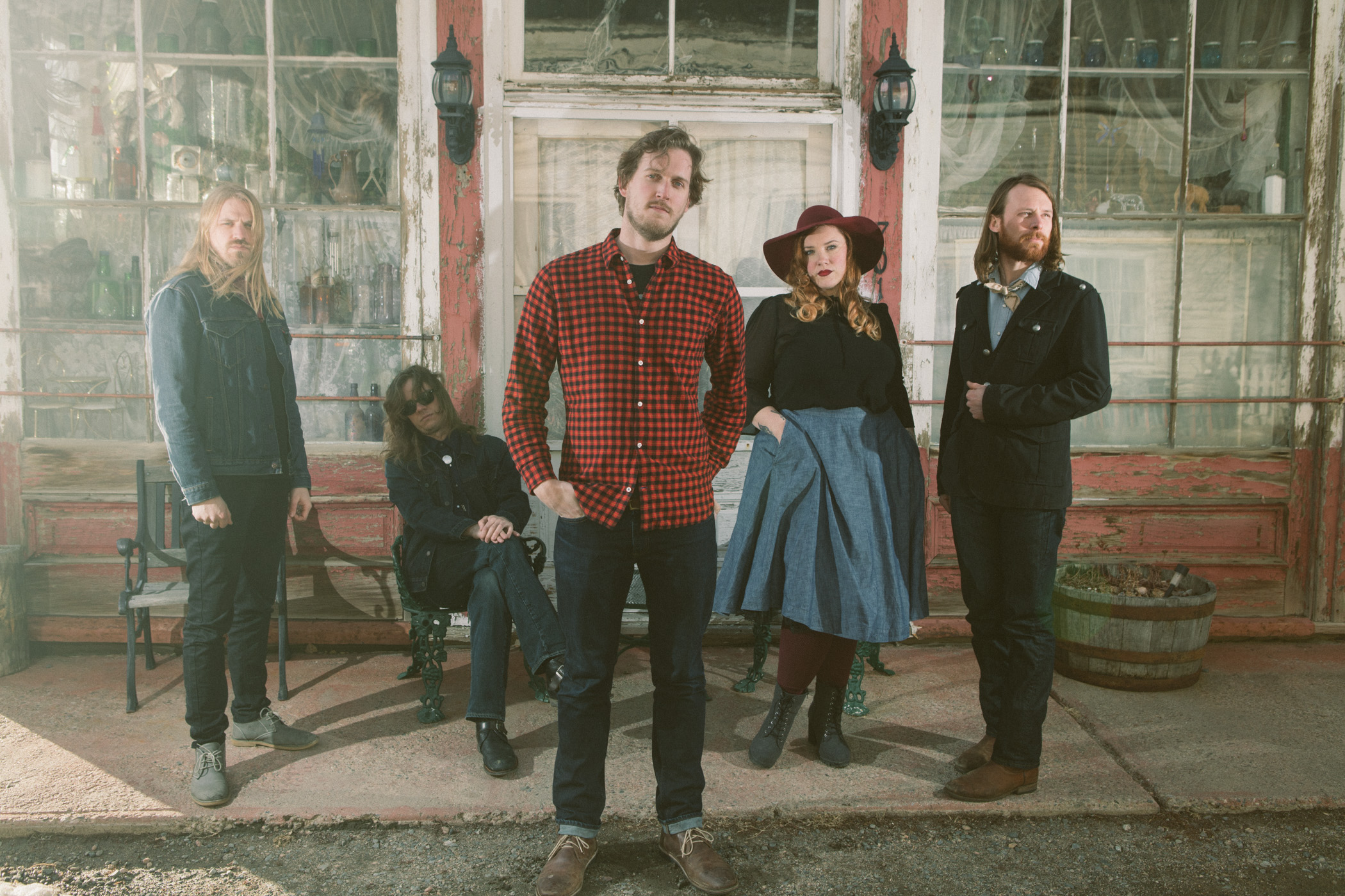 Denver Americana - Bet they didn't think they would be doing a one-off to rural MT anytime soon… until they did. King Cardinal boasts raw roots rock with hints of cosmic country and delicate folk.