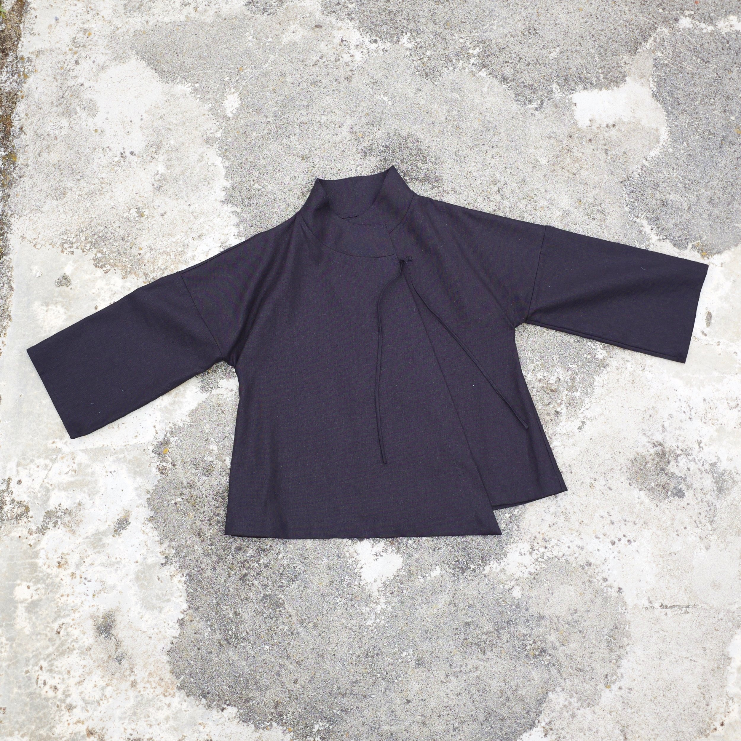 asym jacket