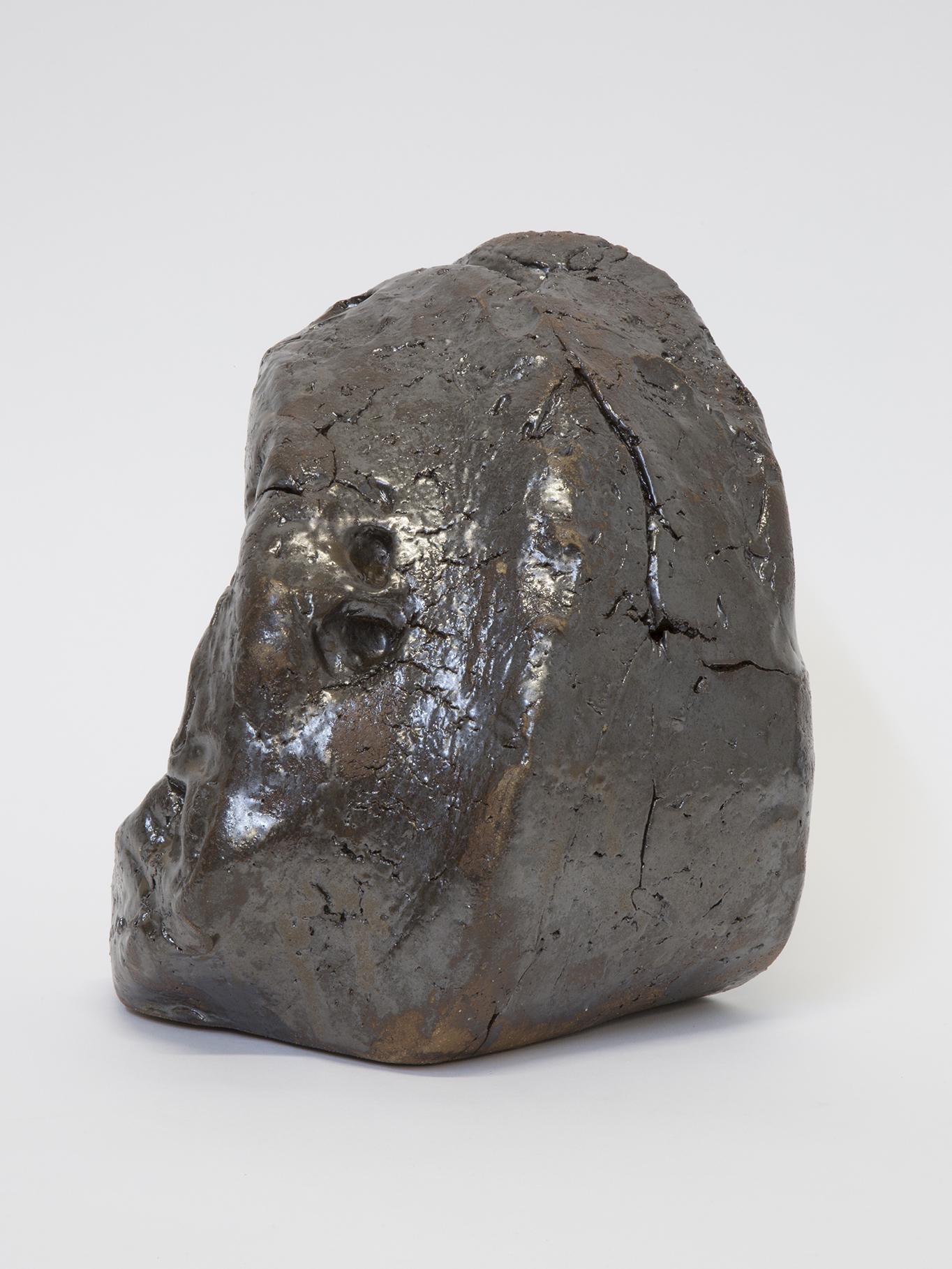 Sebastian Gladstone   Untitled Fired Stoneware , 2018  (alternate view)