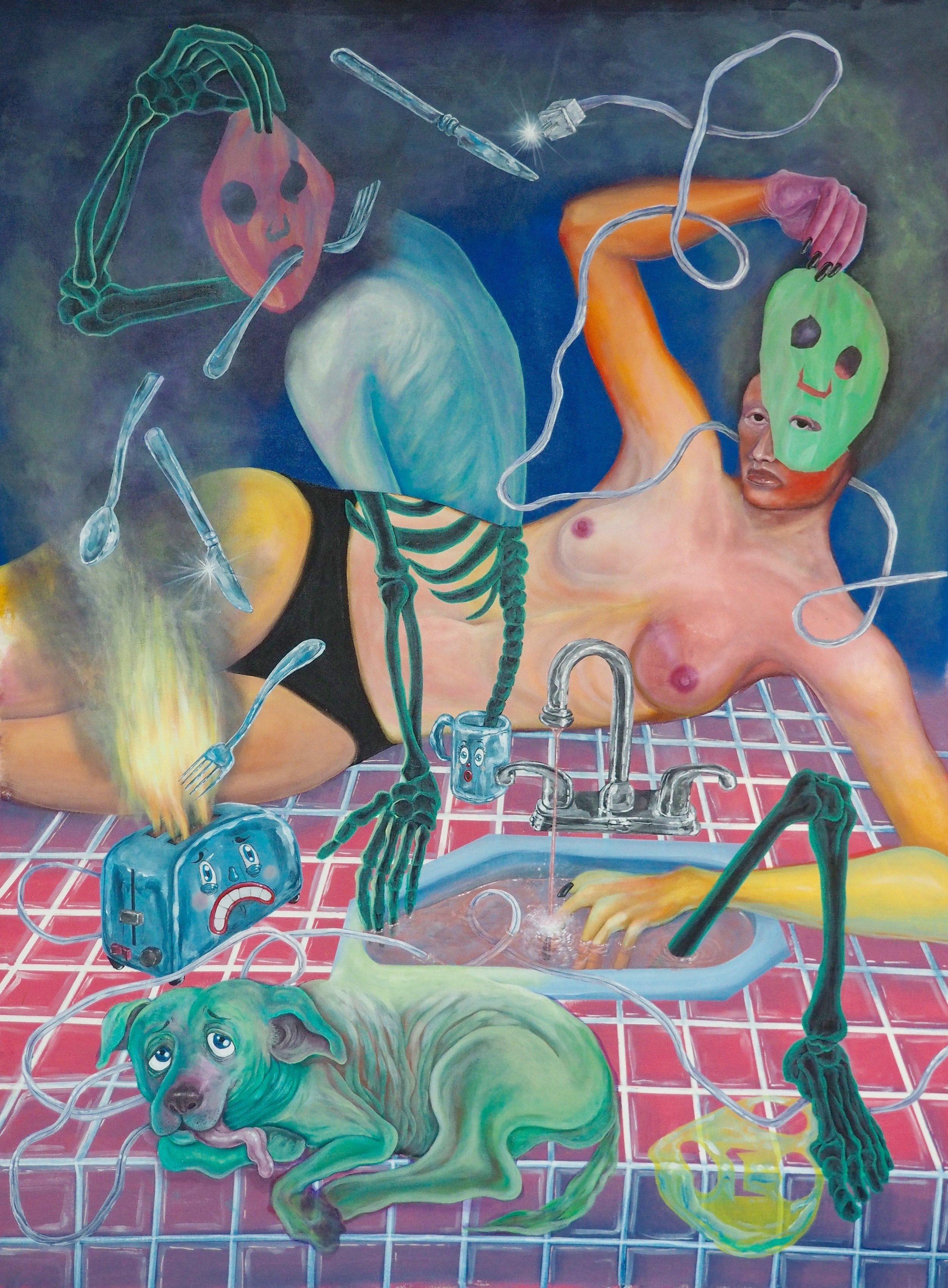 Sarah Wilson,  Kitchen Nightmares , 2019