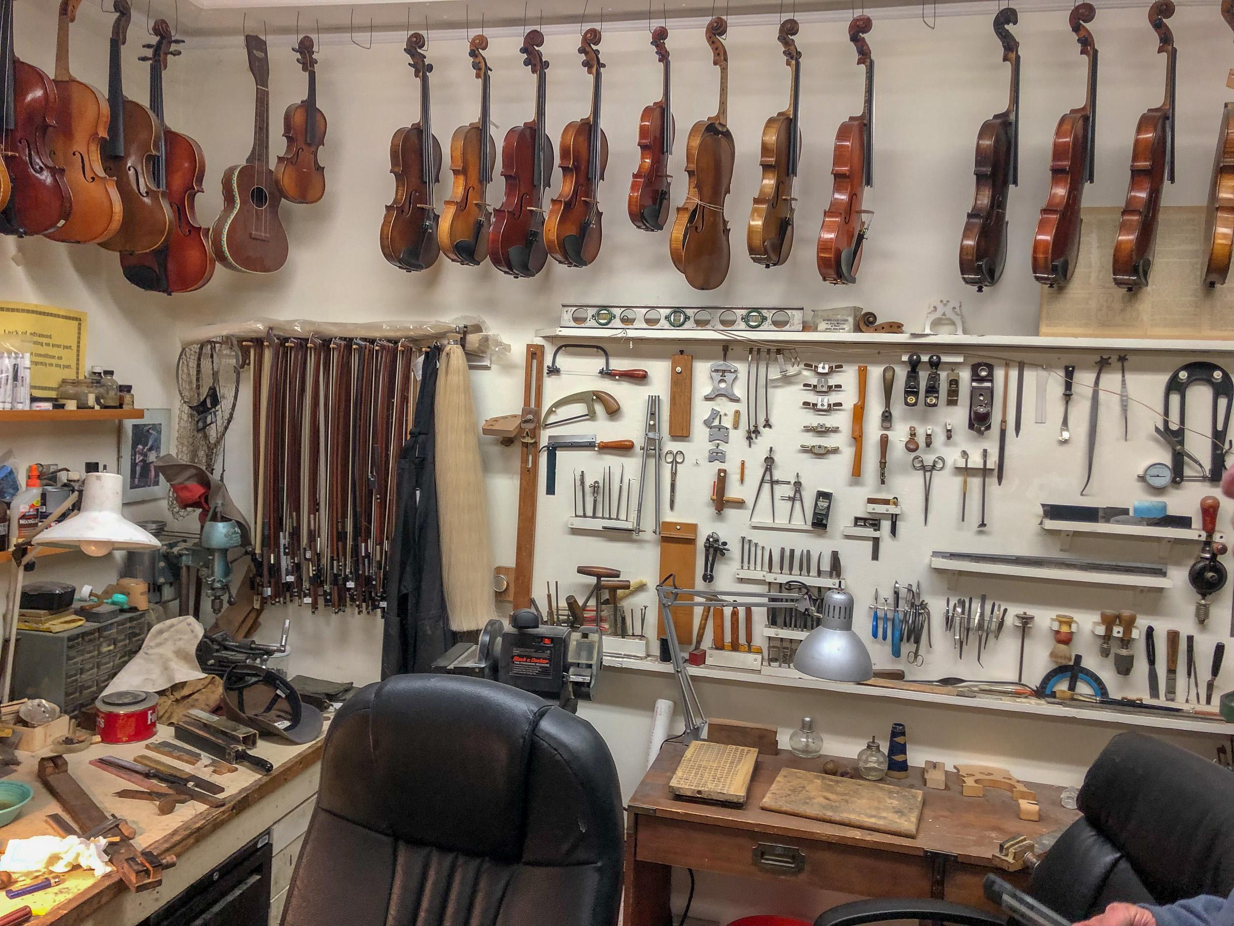 David Stone Workshop