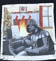 """STAR WARS"" - Darth Vader & piano"
