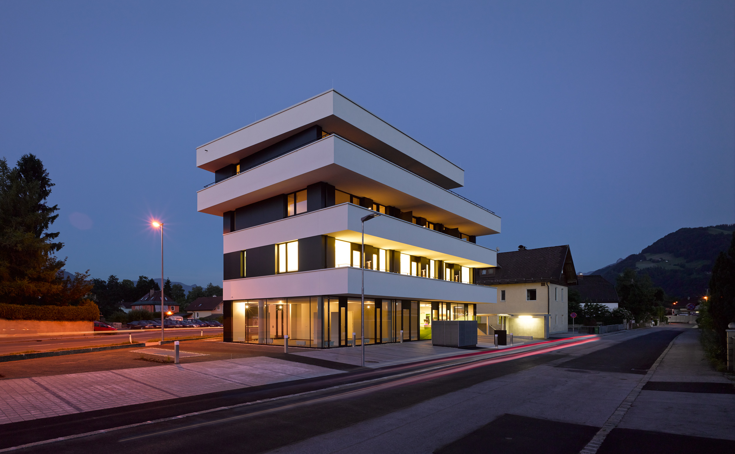 Praschweg, Hallein