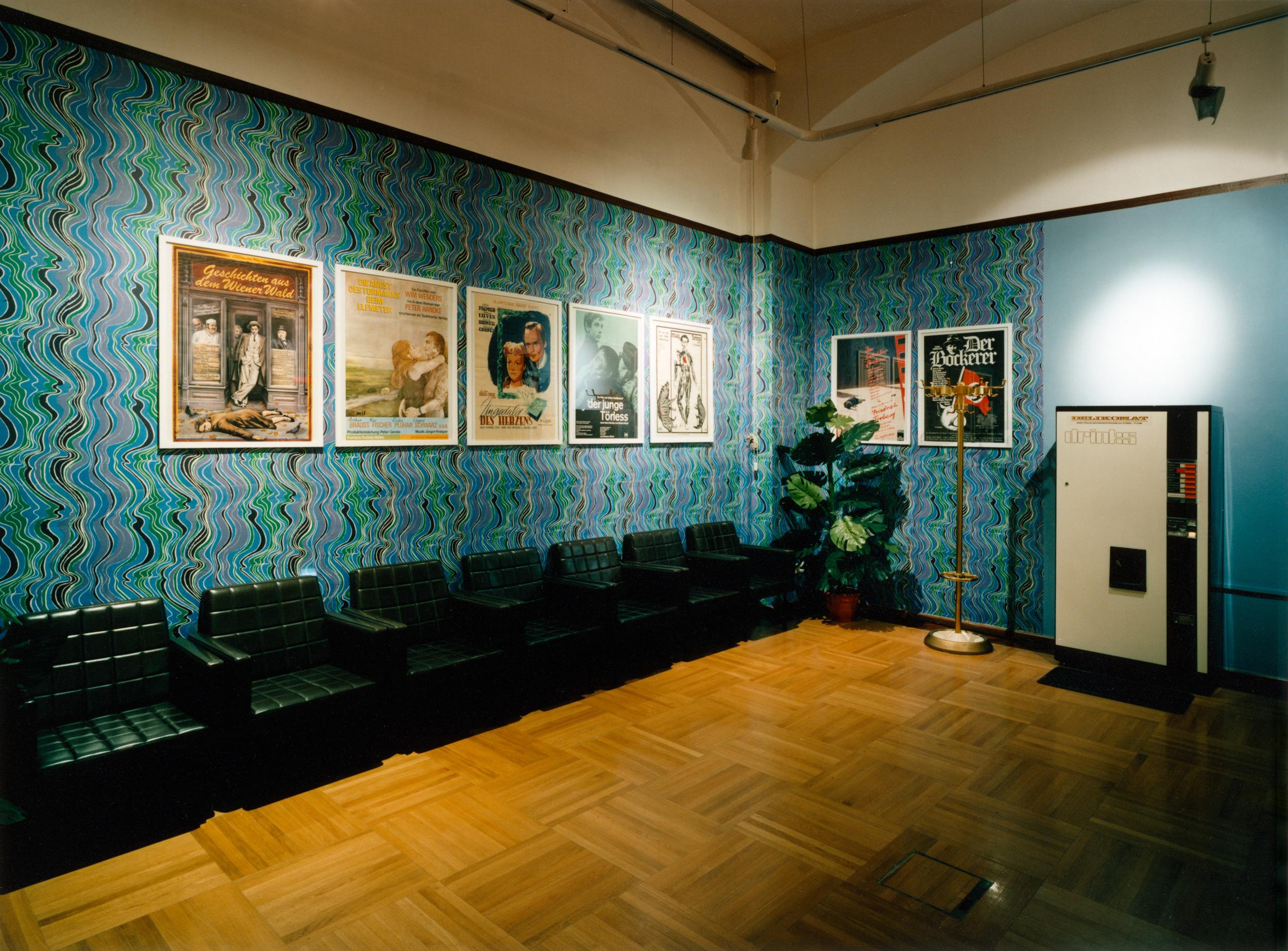 Ausstellung Stifterhaus Linz