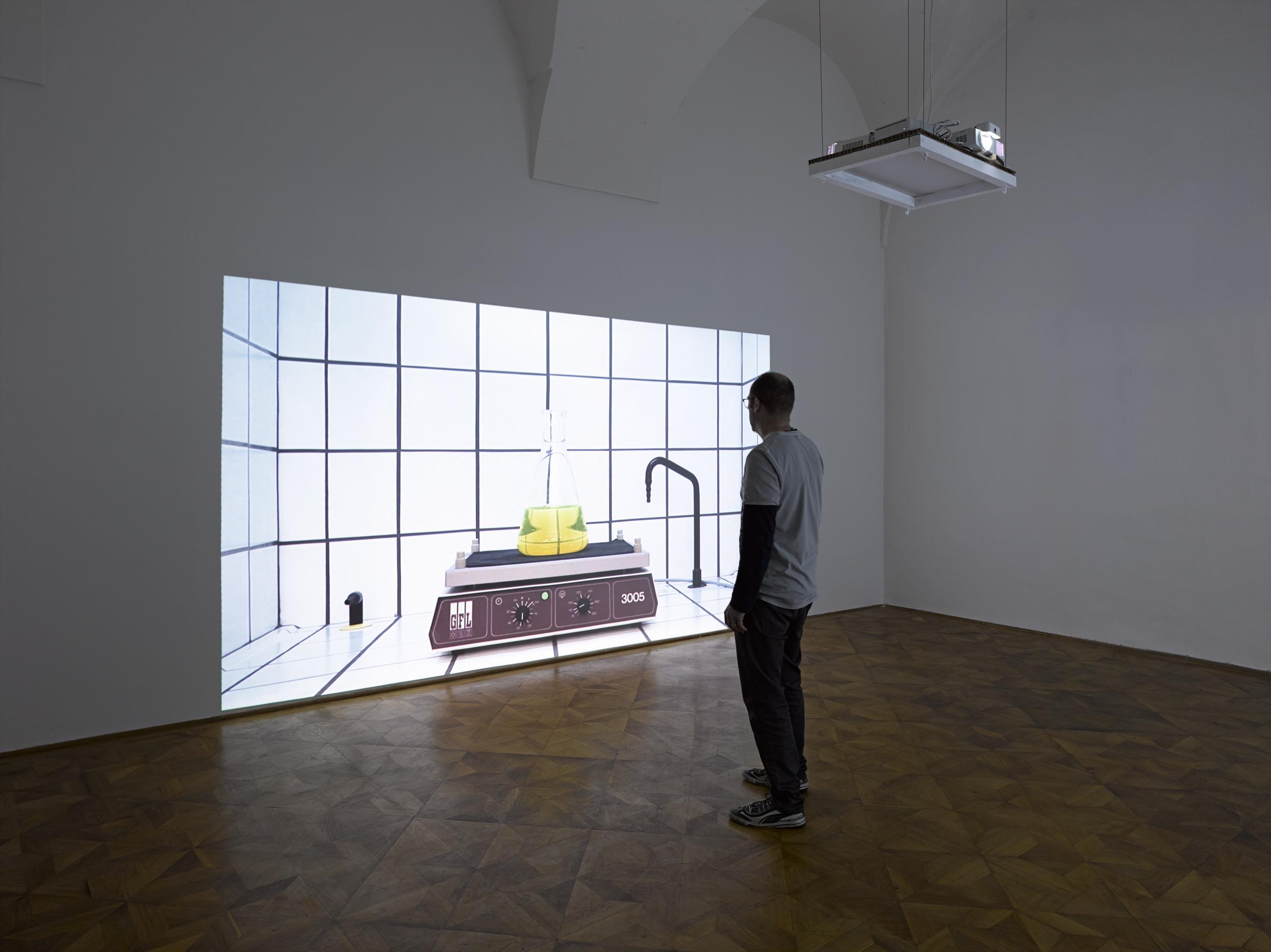 Ausstellung Heiligenkreuzerhof Wien