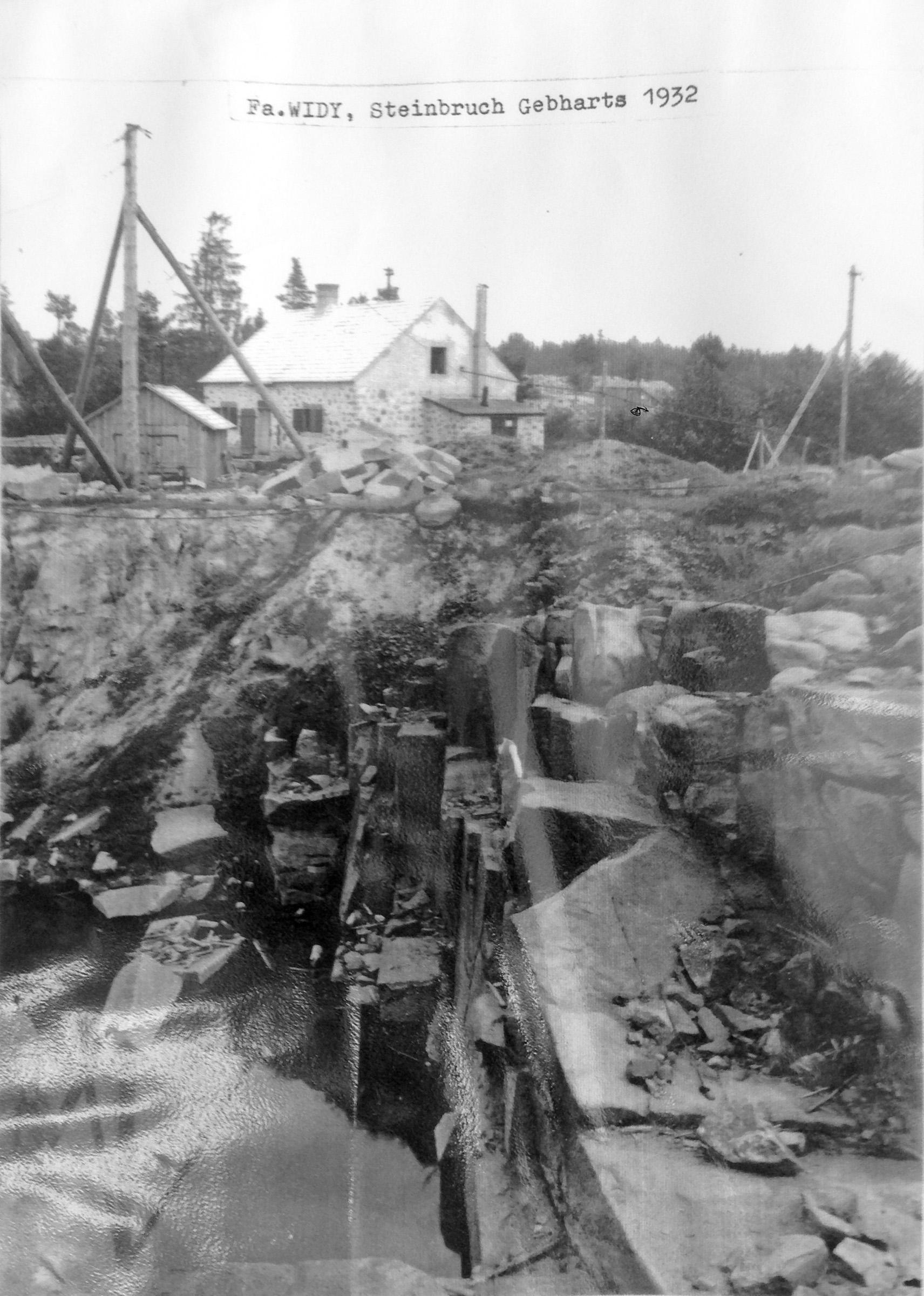 Steinbruch Gebhards 1932 Schrems.jpg