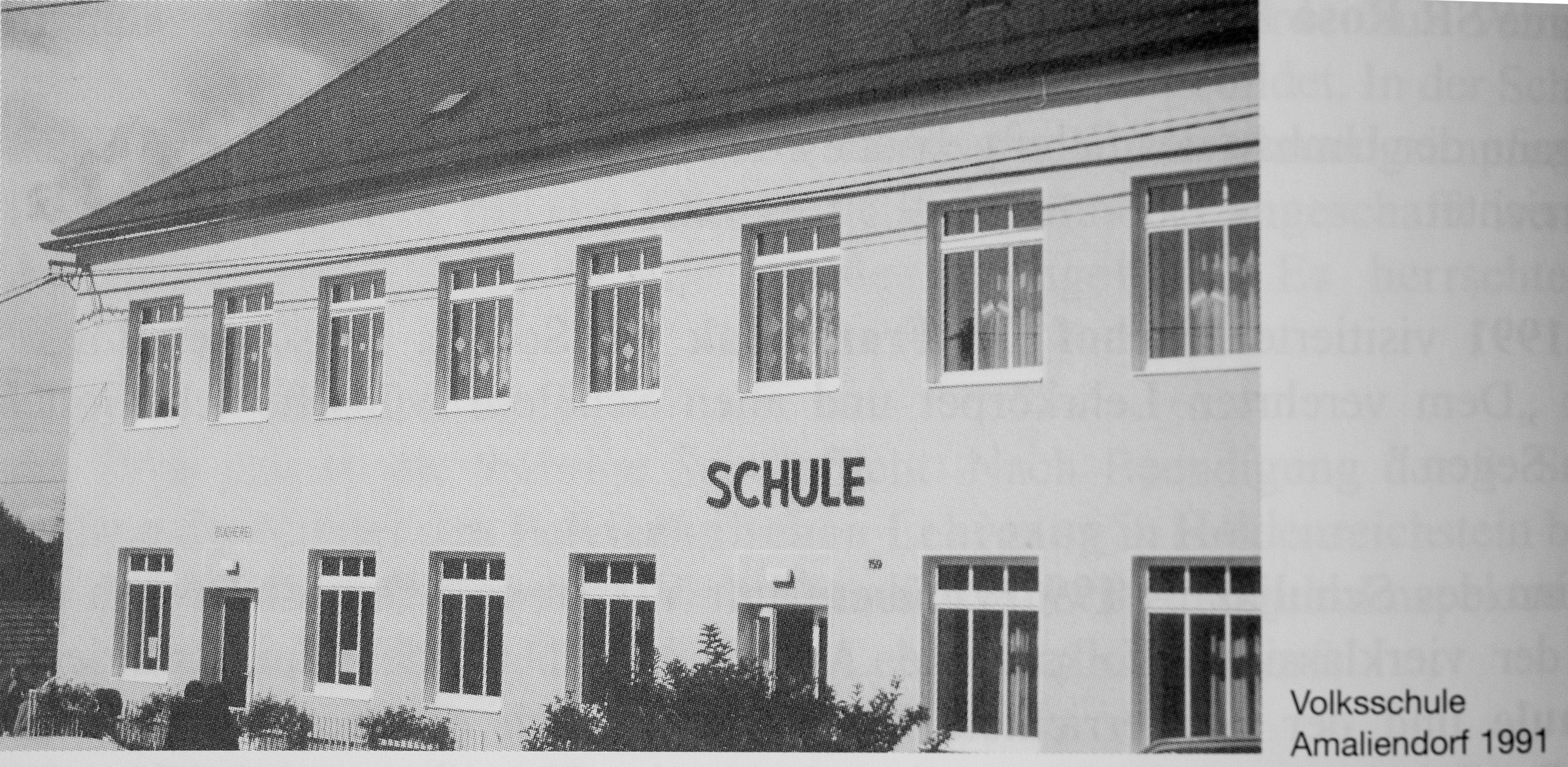 Volksschule Amaliendorf 1991.jpg