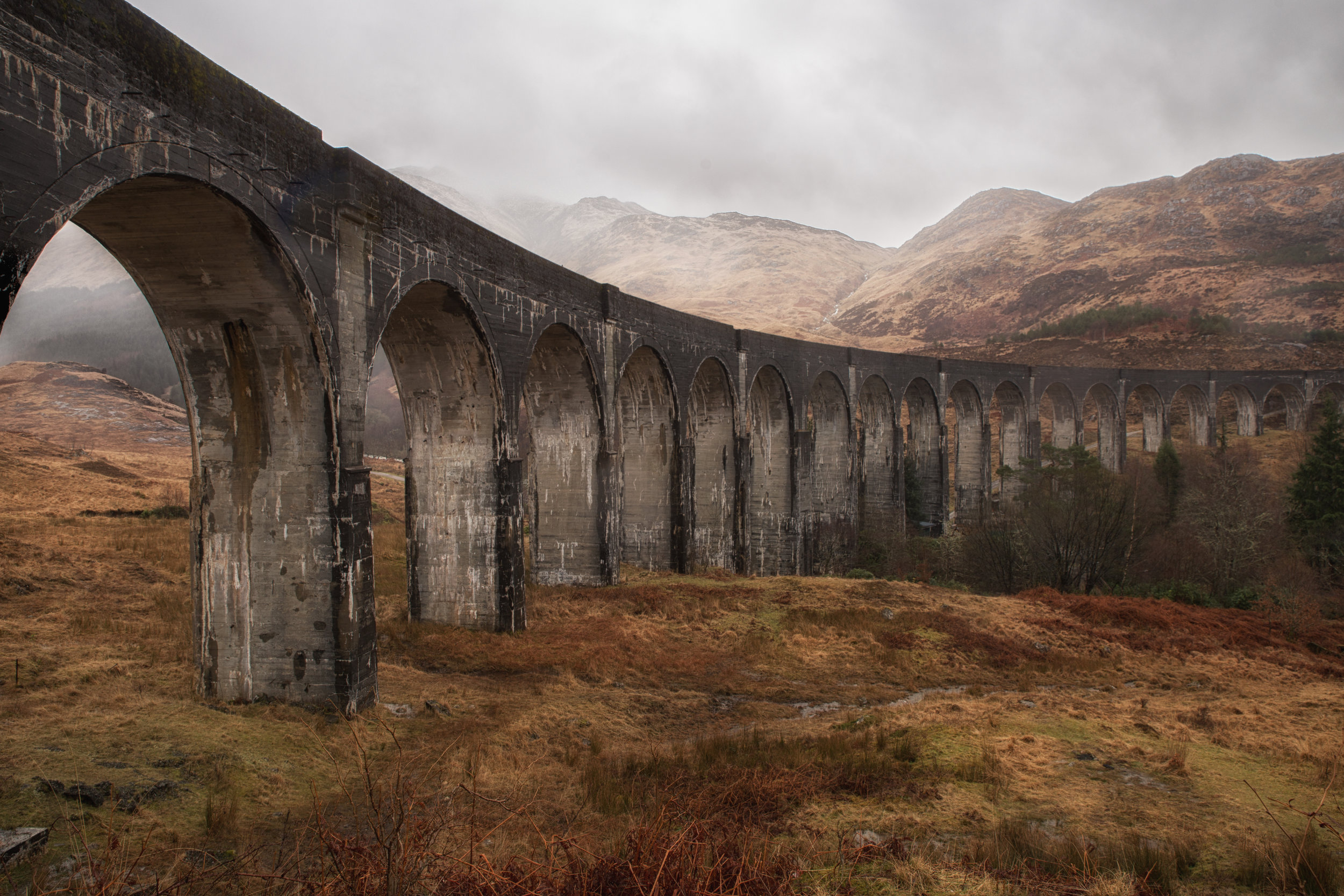 Glenfinnan Viaduct by Andy Clark