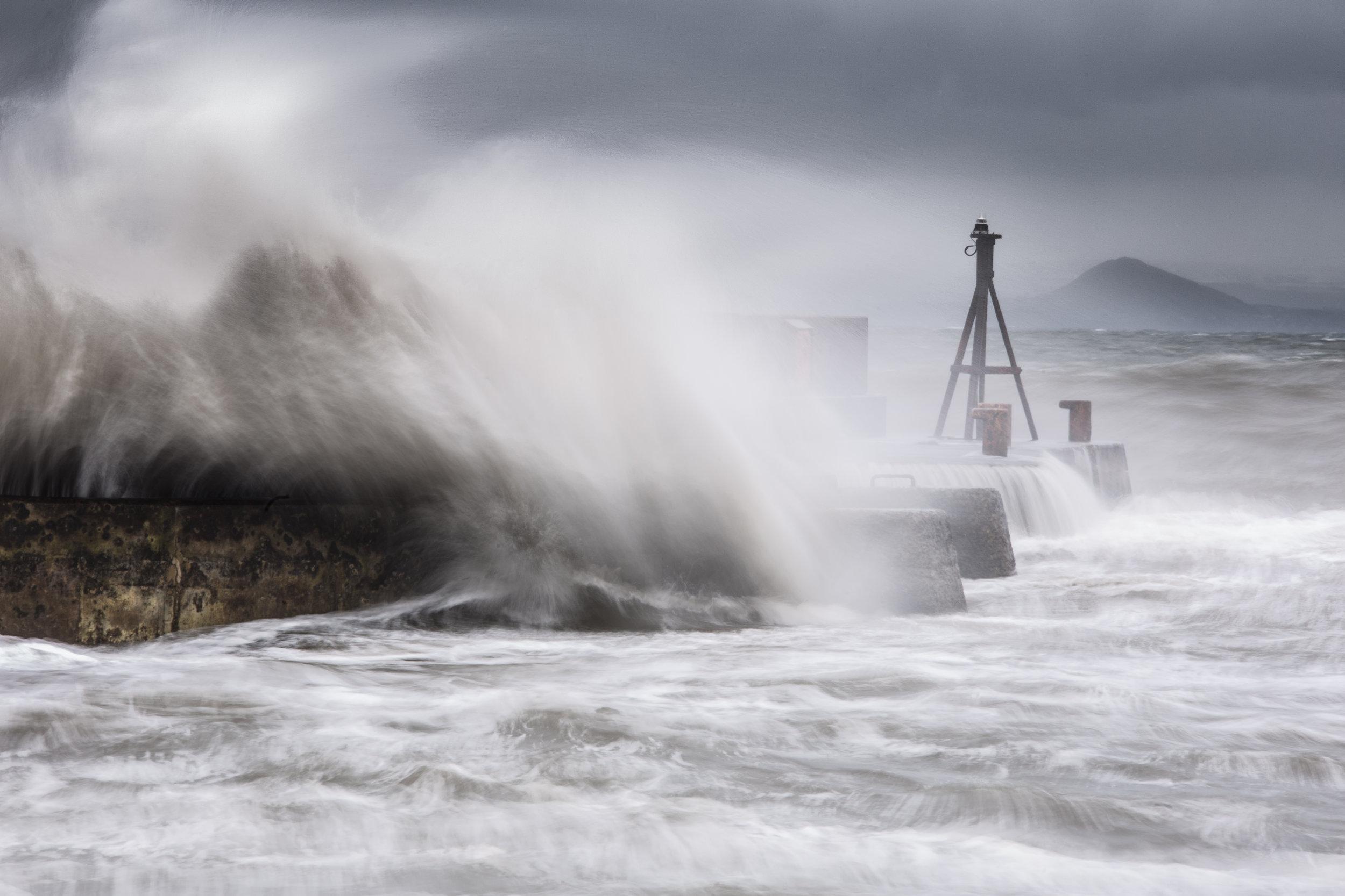 Storm Breaker by Andy Clark