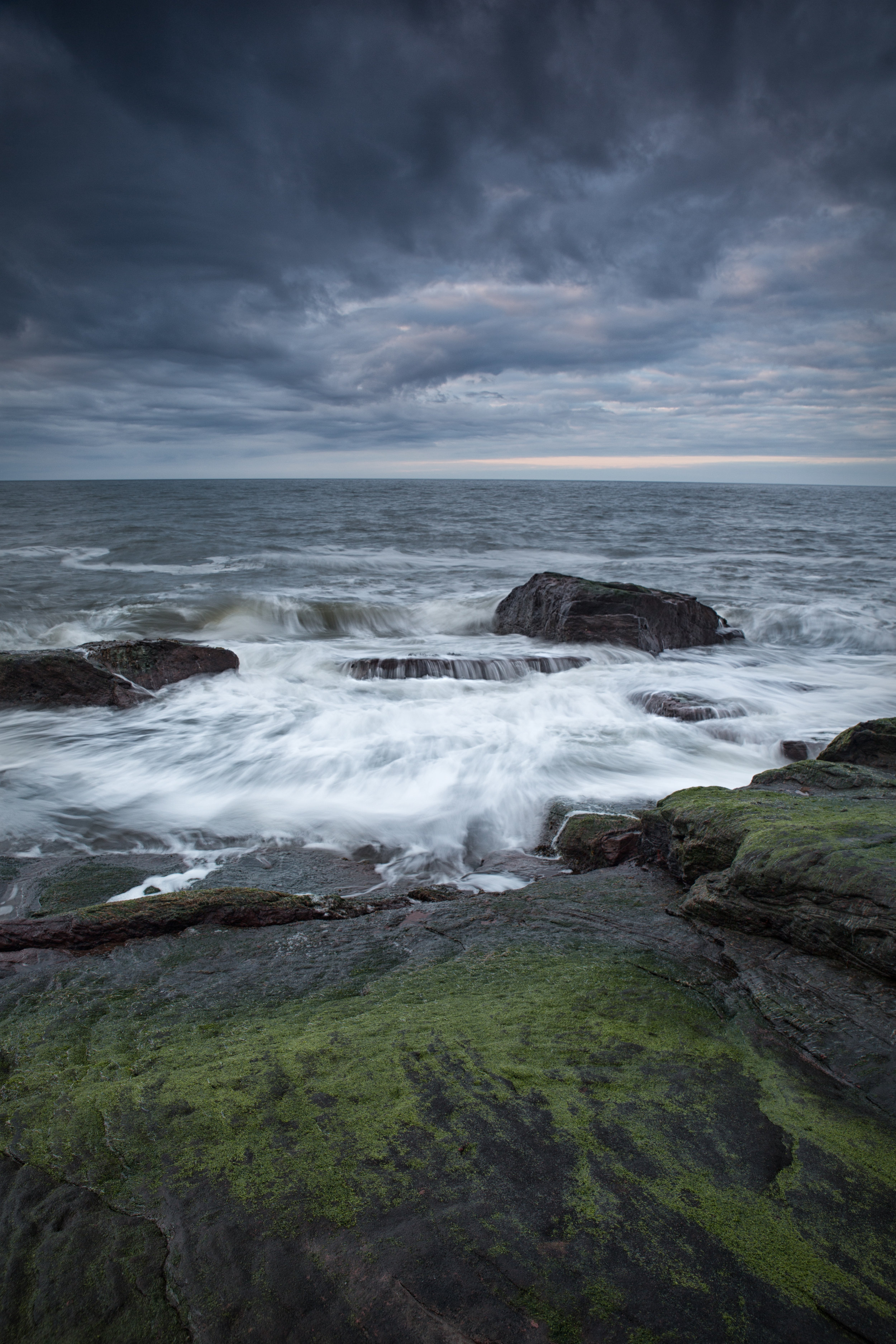 From Shore to Sea by Andy Clark