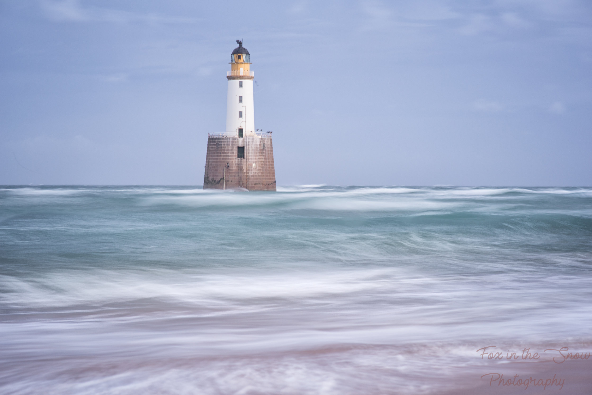 Rattray Head by Andy Clark