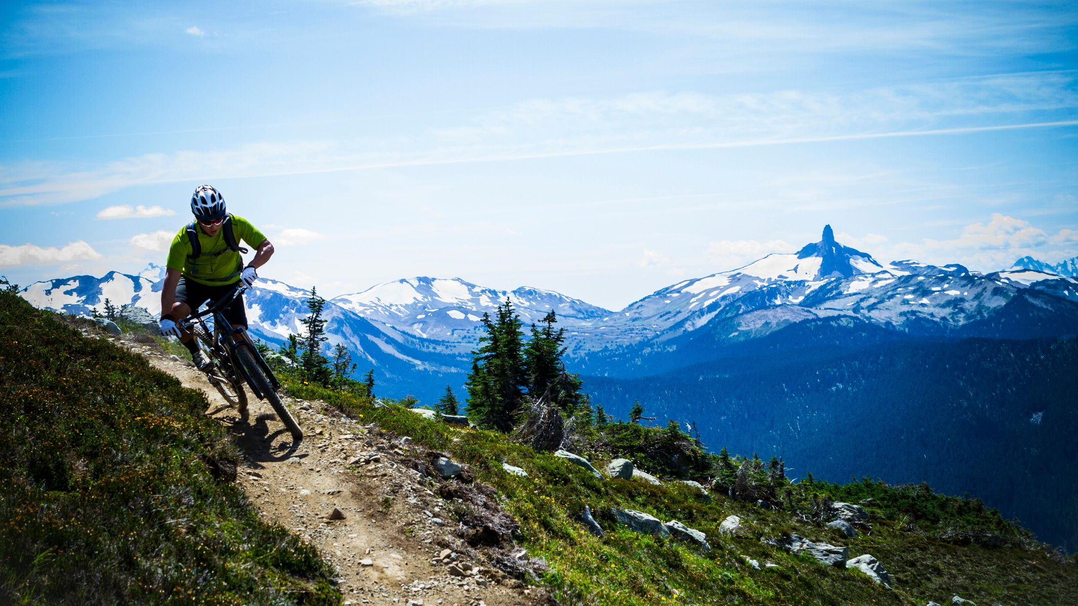 GUIDED TOURS - Ride with local knowledge and experience the real Whistler. Explore wilderness from the valley to the backcountry.
