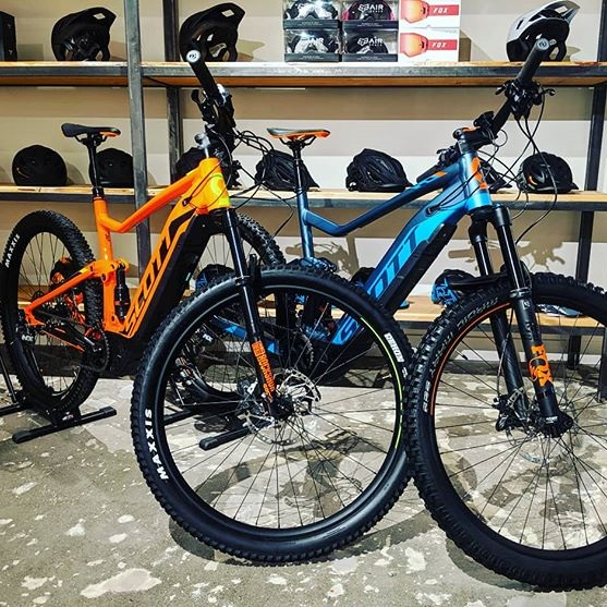 RENTALS & RETAIL - Our shop is filled with the latest swag and accessories from your favourite brands riding along with our top rental fleet from top brands.