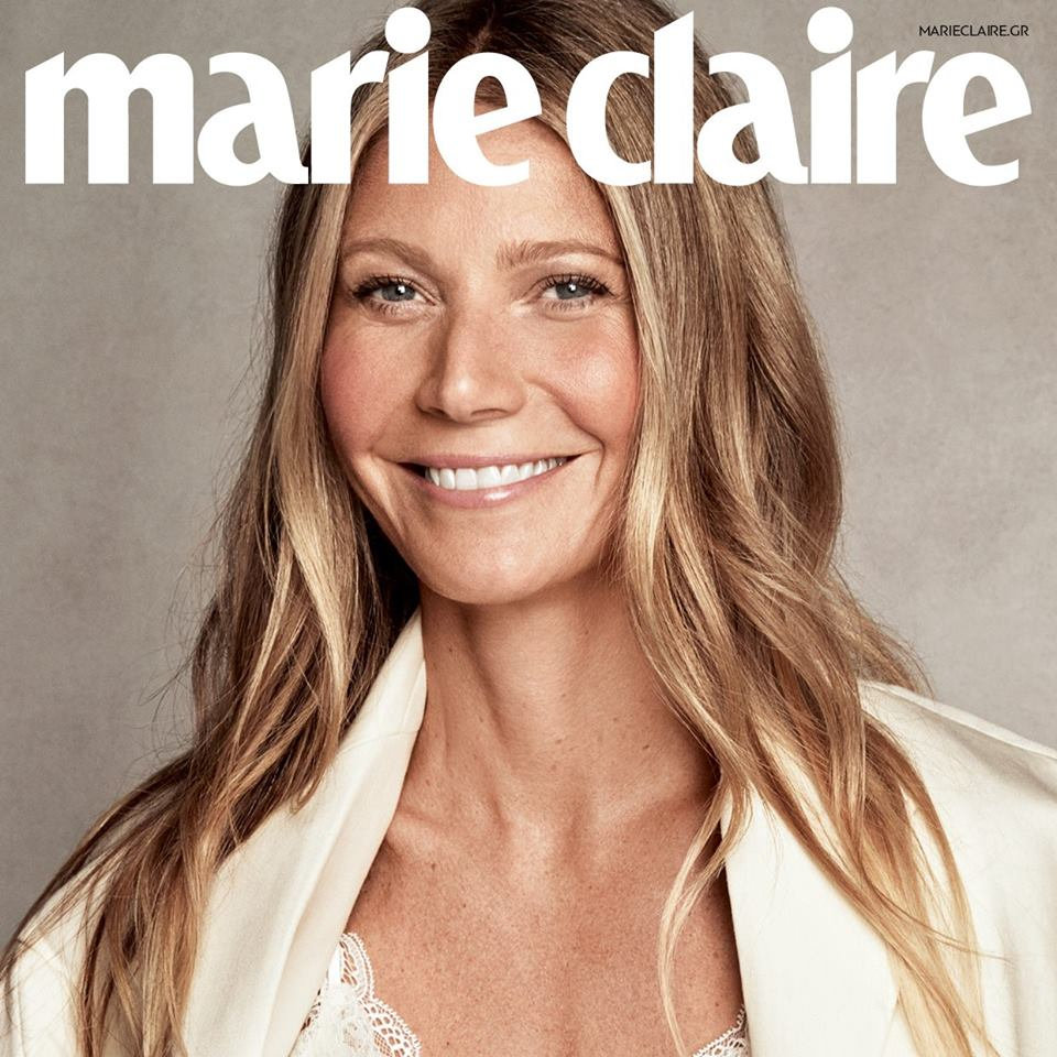 Marie Claire January 2019
