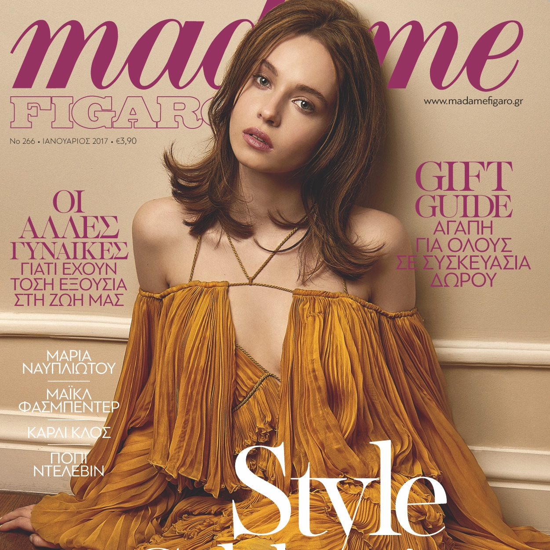 Madame Figaro January 2017
