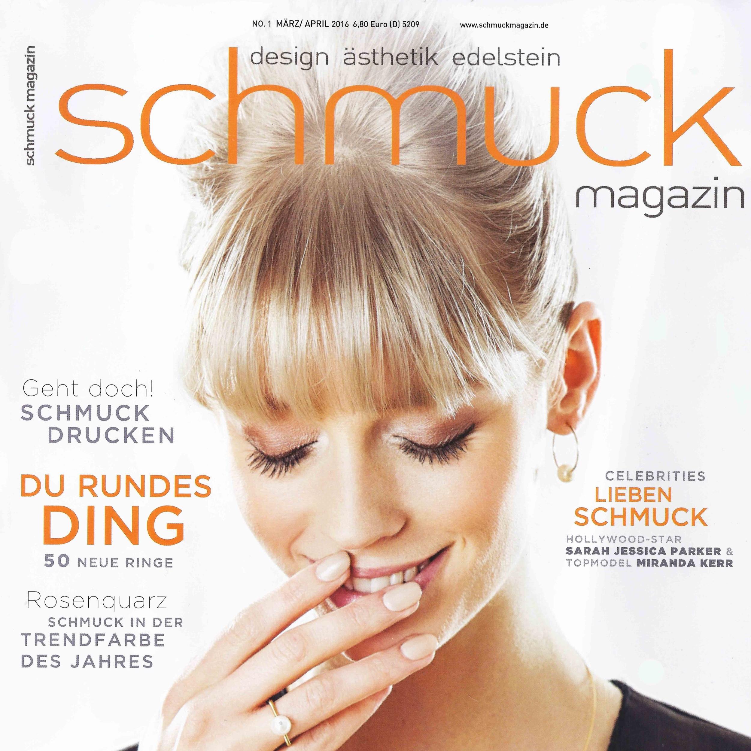 Schmuck March 2016