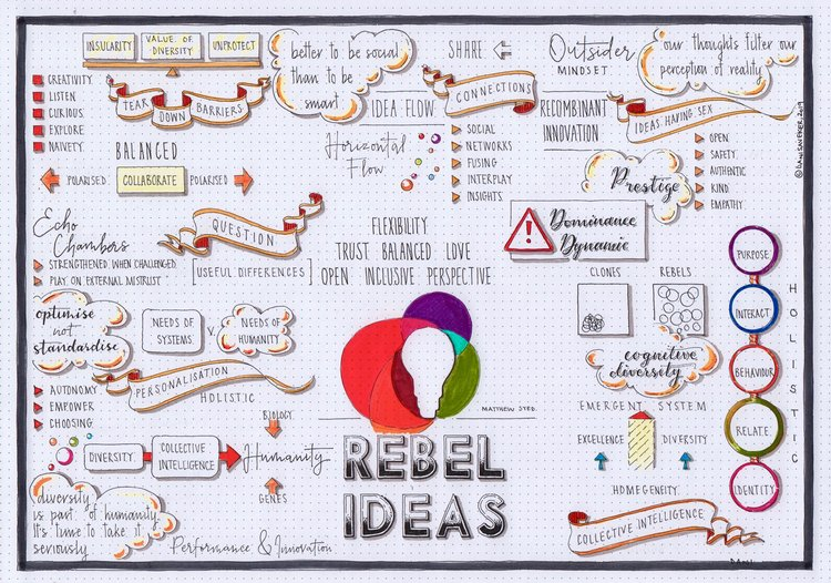 Book Review: Rebel Ideas by Matthew Syed 1