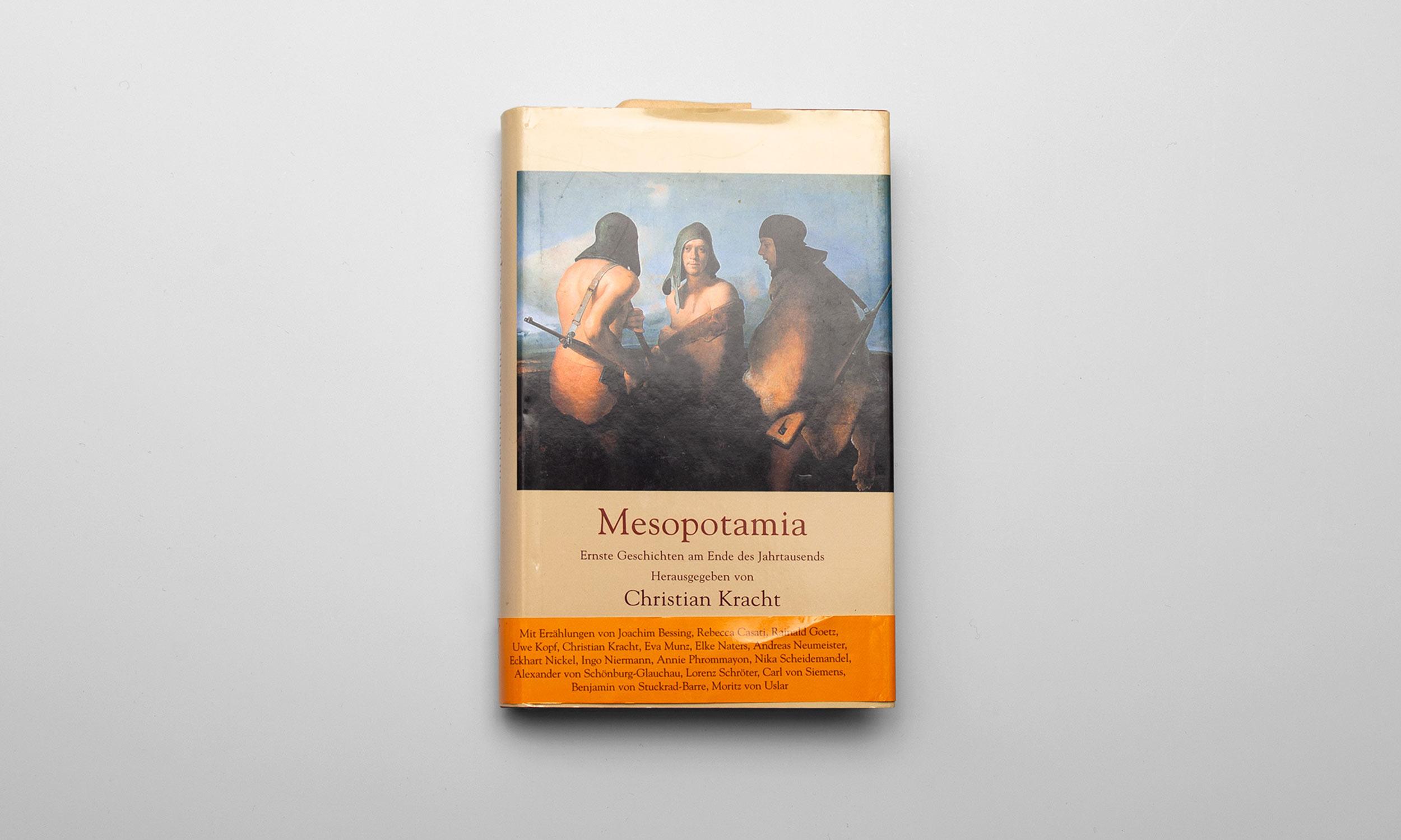 Christian Kracht Mesopotamia