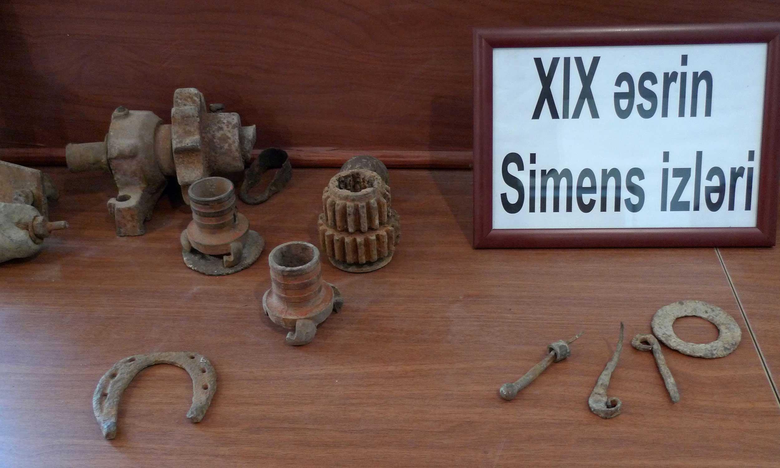 Kedabeg Siemens Museum
