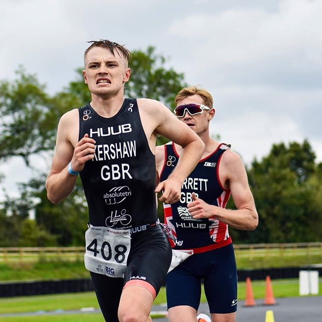 #TB to British Champs @brittri @jimmykershaw1  Solid 5th place for him 💪 Triathlon season is coming to an end though 🤯😭 . . . . . #triathlon #sports #sportsnutrition #nutrition #swim #bike #run #endurance #power #performance #health #recovery #endurancesports #motivation #race #racing #weekend #champ #championship