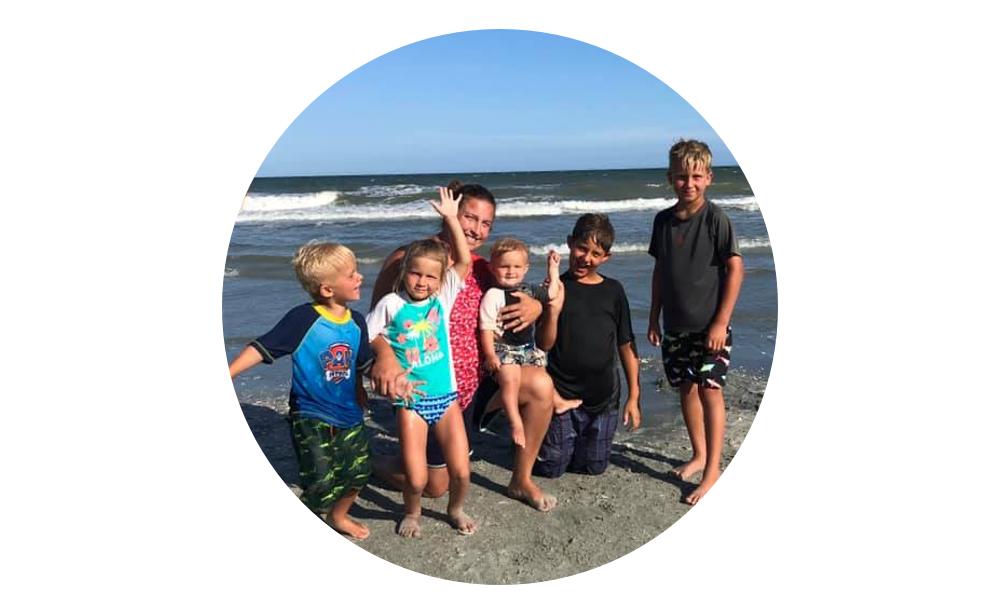 """""""Goodbye, homeschool! We are excited to partner with these great teachers to continue the kids' education."""" - - Larita O. (Gladys, VA)"""