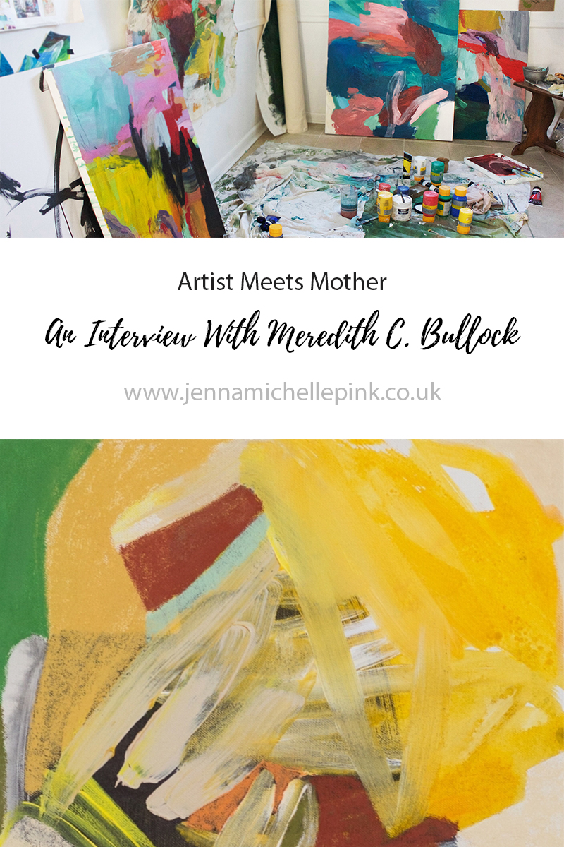 Meredith C Bullock Artist Meets Mother Interview.jpg