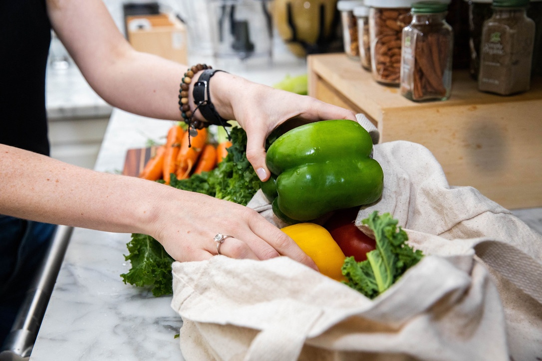 What is a healthy, low waste lifestyle? -